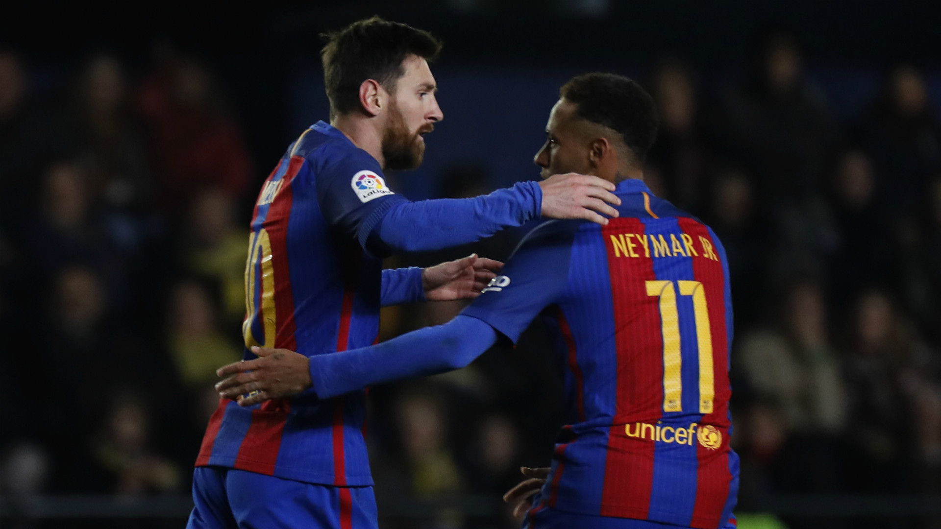 Messi needs Neymar to become a leader at Barcelona