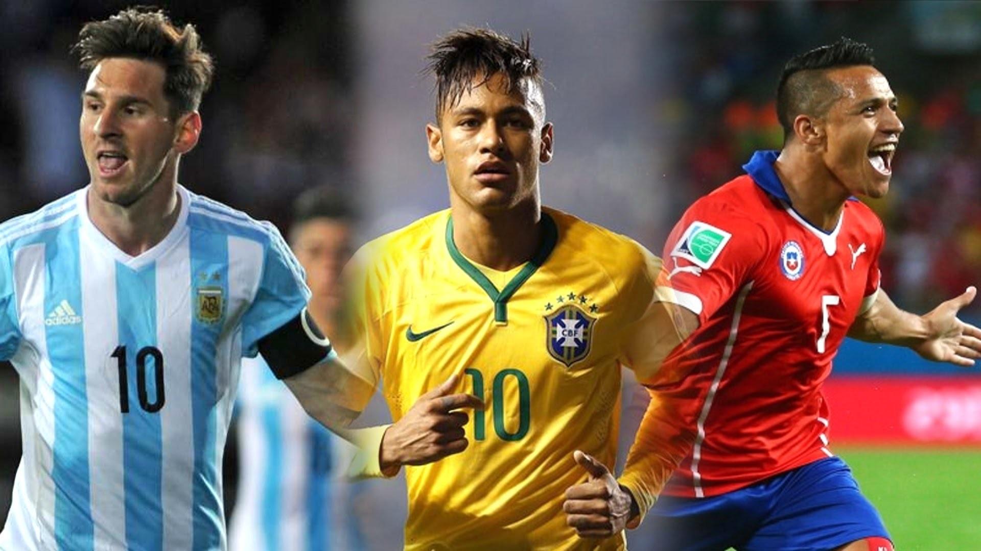 Lionel Messi vs Alexis Sanchez vs Neymar Jr ○ Copa America ○ Skills & Goals  | 2015 HD – YouTube