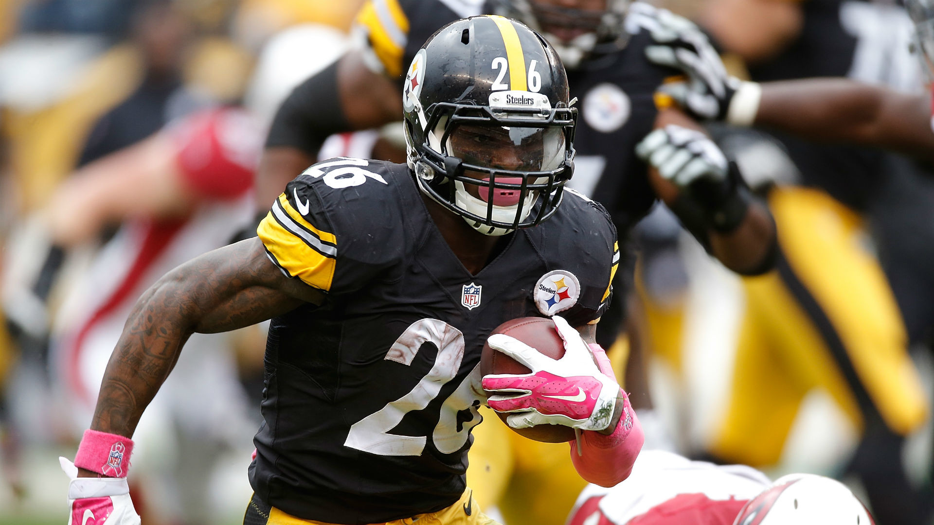 Le'Veon Bell contract: What does franchise tag mean for Steelers' star  running back? | NFL | Sporting News