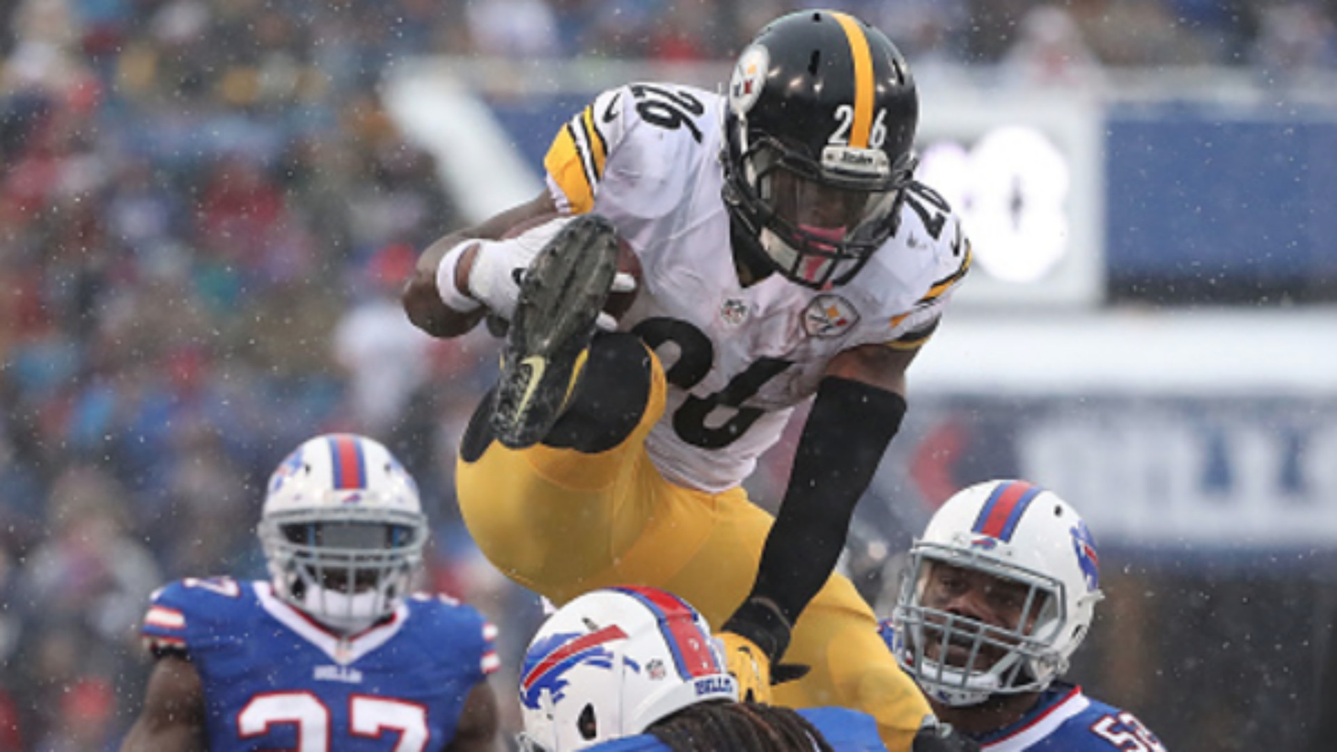 Taking you through a record-setting day for Le'Veon Bell | NFL | Sporting  News