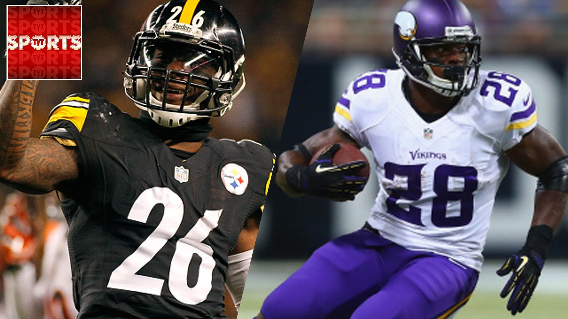 Who Is FANTASY FOOTBALL'S #1 Overall Pick? [Le'Veon Bell? Adrian Peterson?]