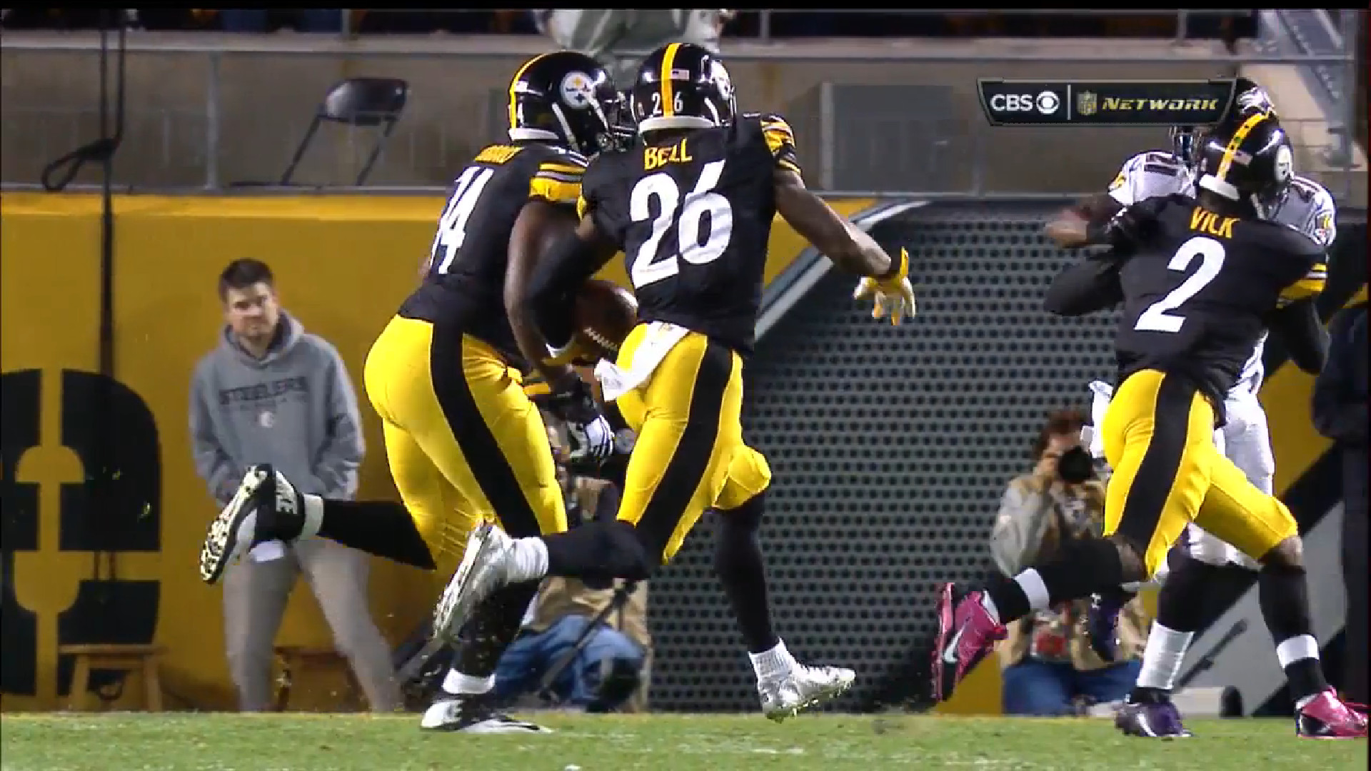 Antonio Brown And Le'Veon Bell Named Top Two Fantasy Players – Steelers  Depot