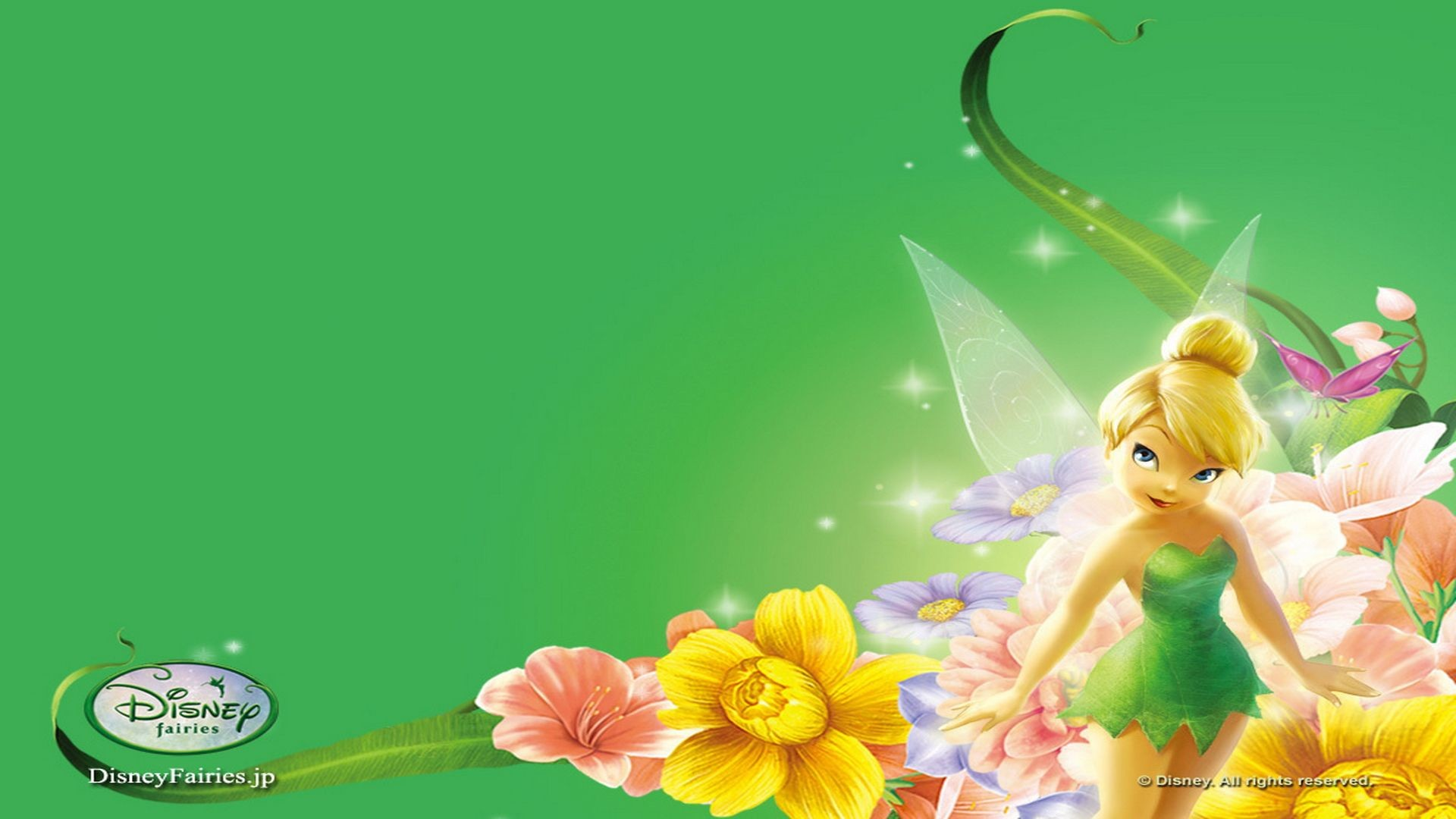 Tinkerbell wallpapers