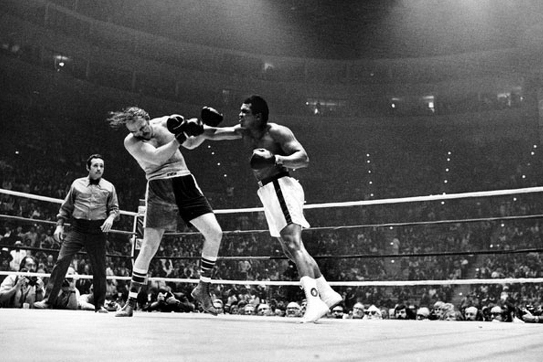 Muhammad Ali Wallpaper Images | Crazy Gallery