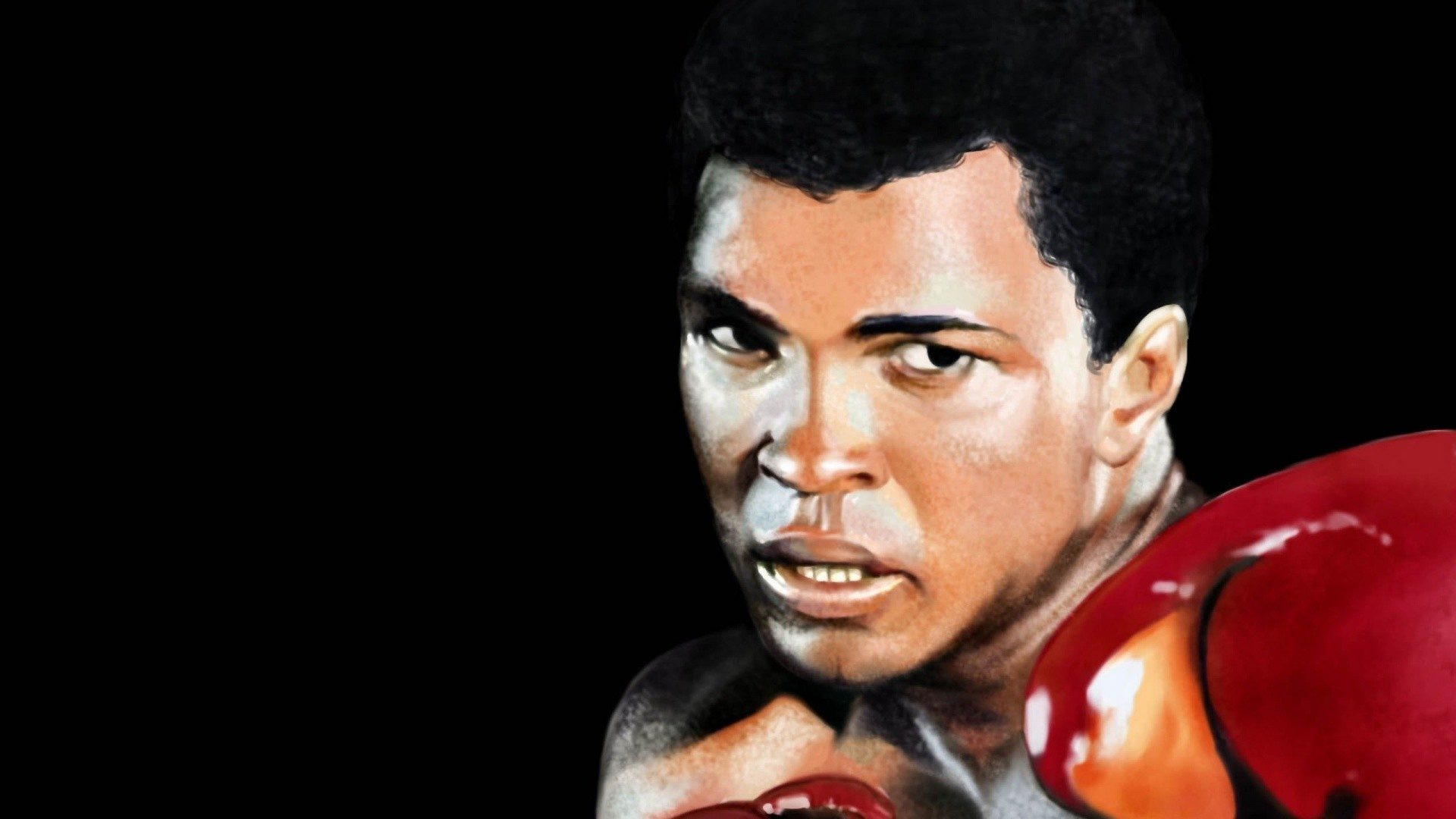 Muhammad Ali Wallpaper Free Download.