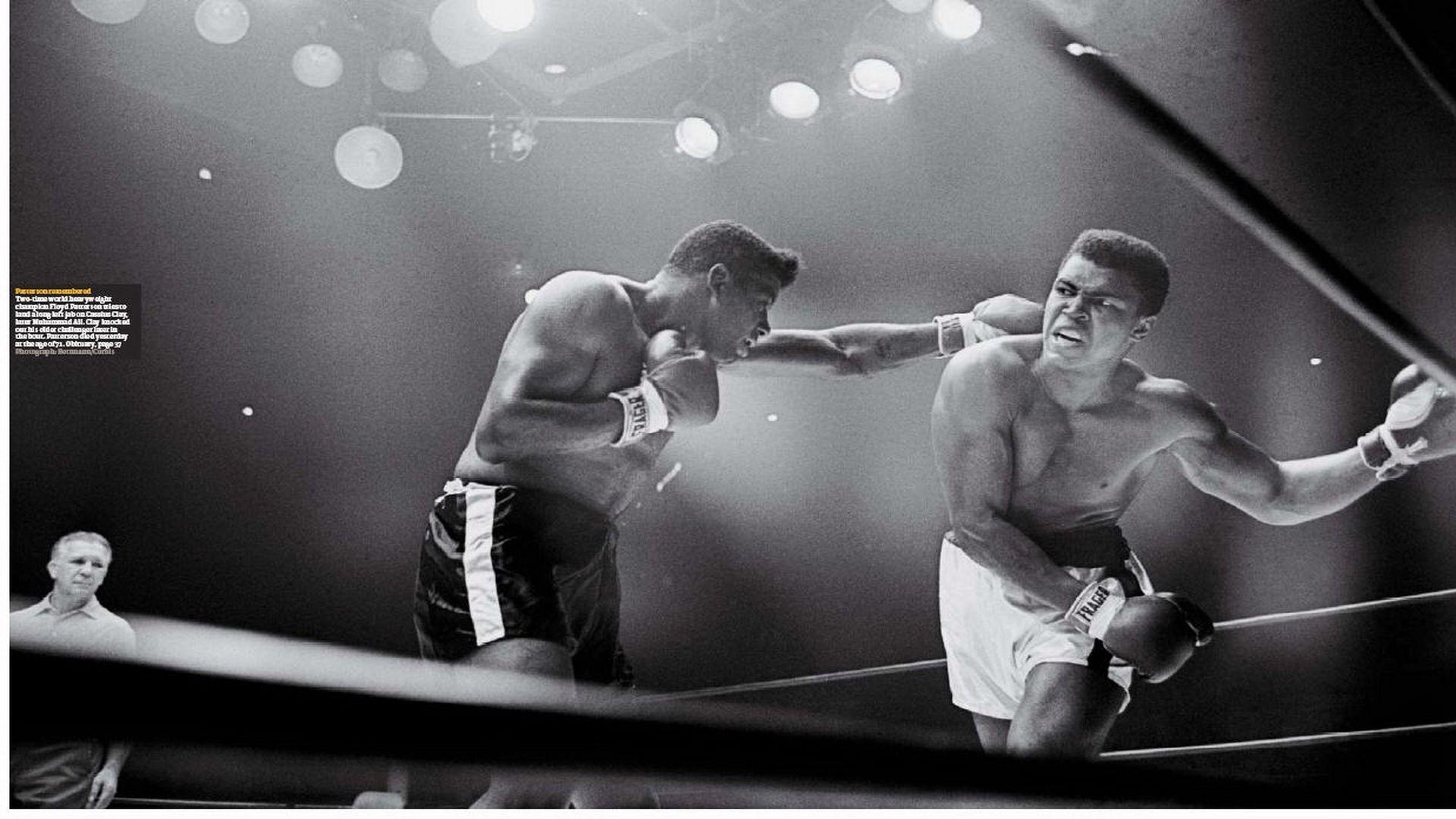 Images For > Muhammad Ali Wallpaper Nike