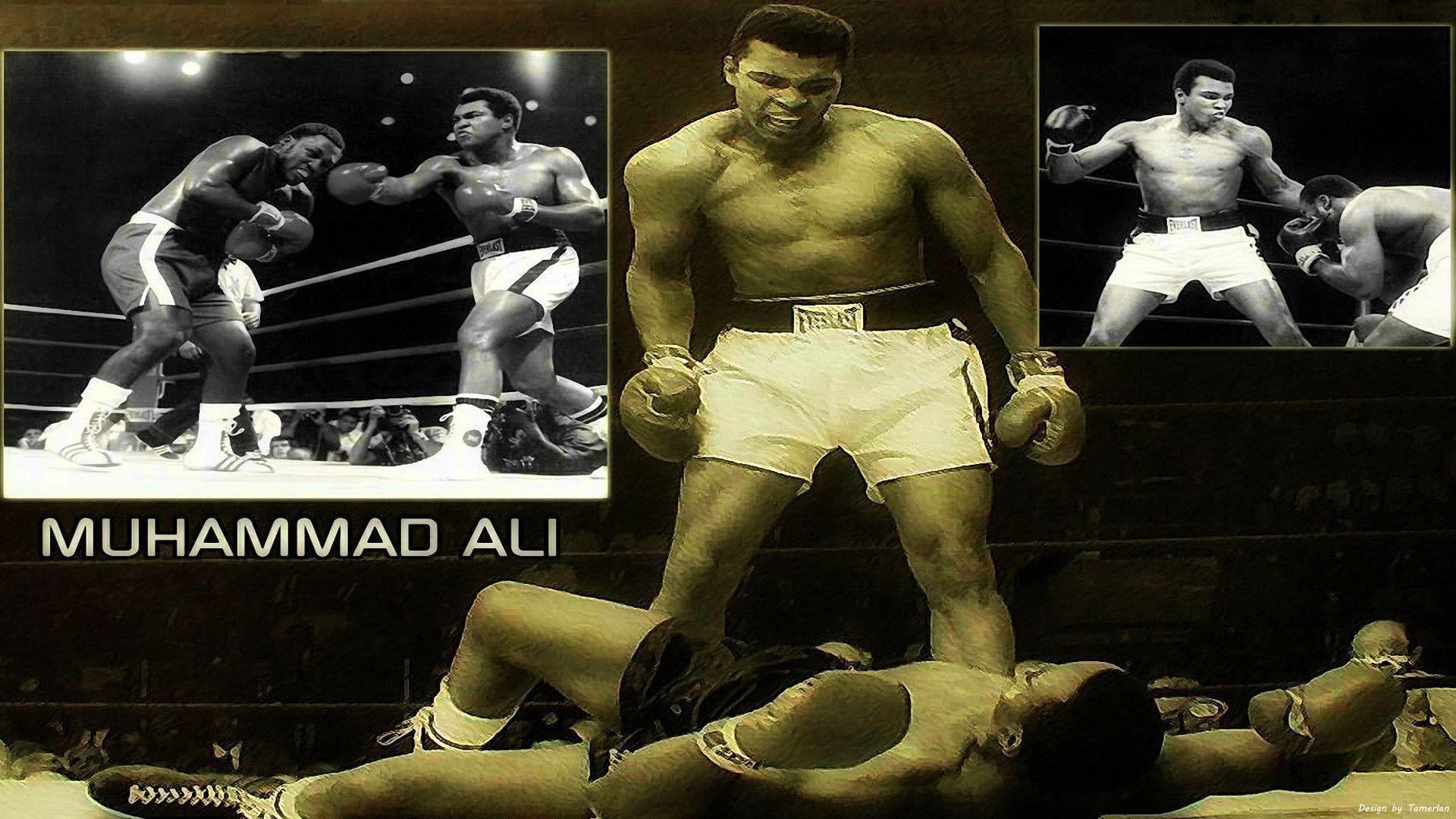 Muhammad Ali Wallpaper Hd
