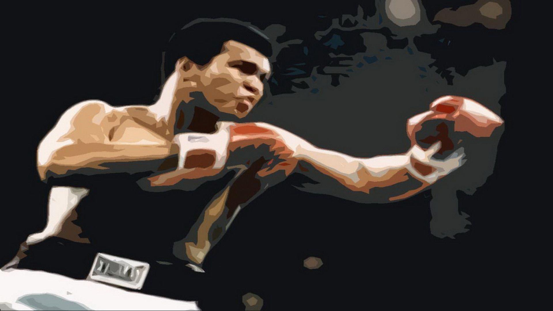 <b>Muhammad</b> Ali Desktop <b>Wallpapers</