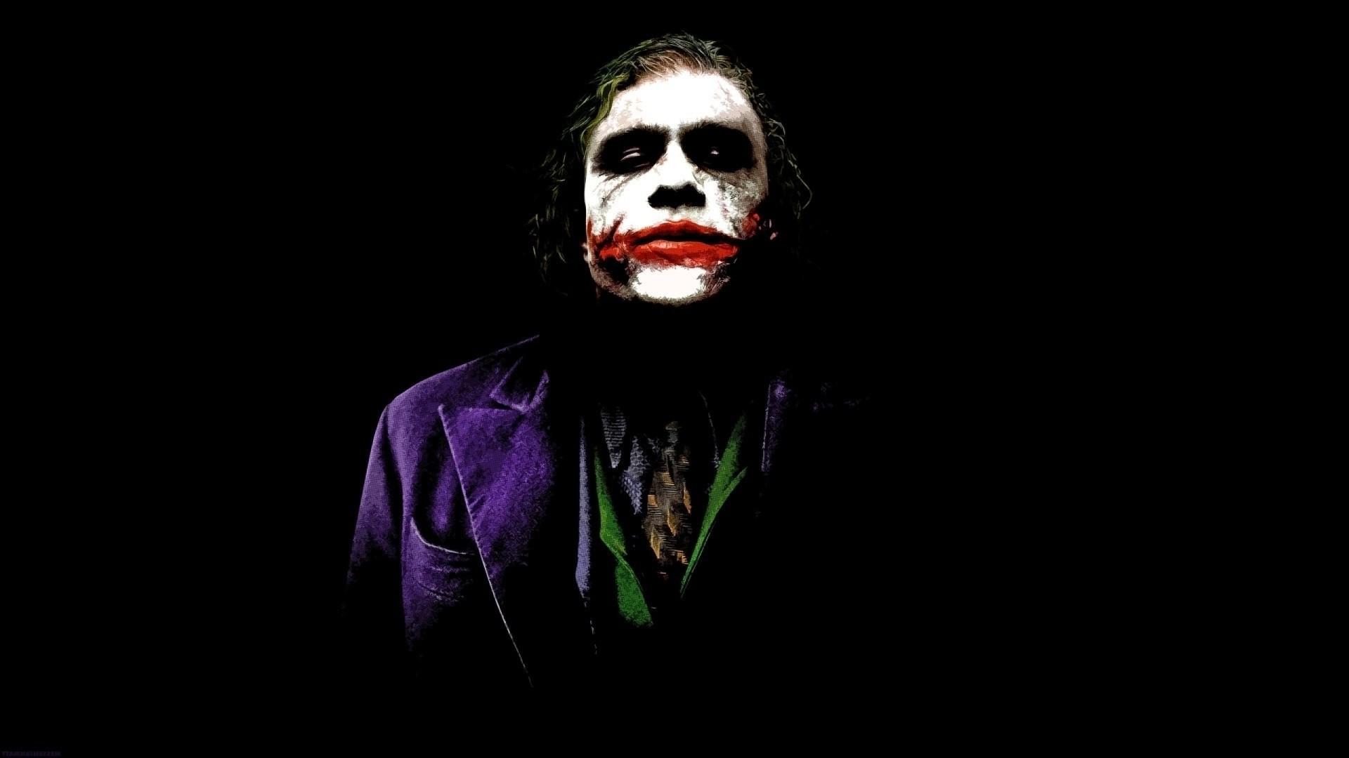 Heath Ledger Joker Wallpaper Hd Free Download
