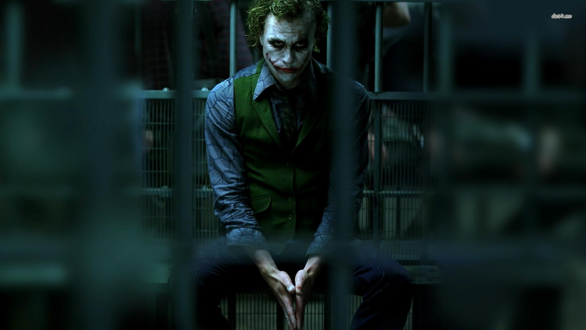 Heath Ledger aka The Joker (El Guasón-El caballero de la noche asciende).