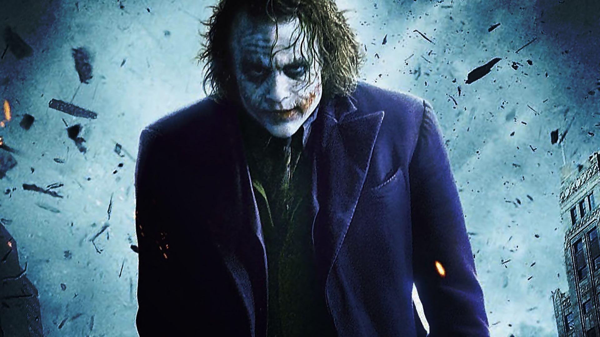 The Batman Joker HD Wallpapers in HD for Desktop