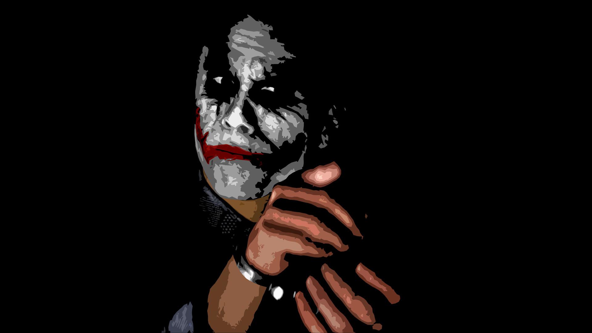 Heath Ledger Joker Wallpaper HD – WallpaperSafari | #ICU | Pinterest | Heath  ledger joker wallpaper, Heath ledger joker and Heath ledger