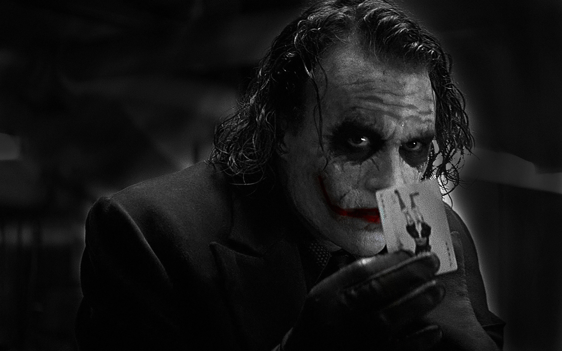 Movies the joker heath ledger batman the dark knight wallpaper |  | 11211 | WallpaperUP