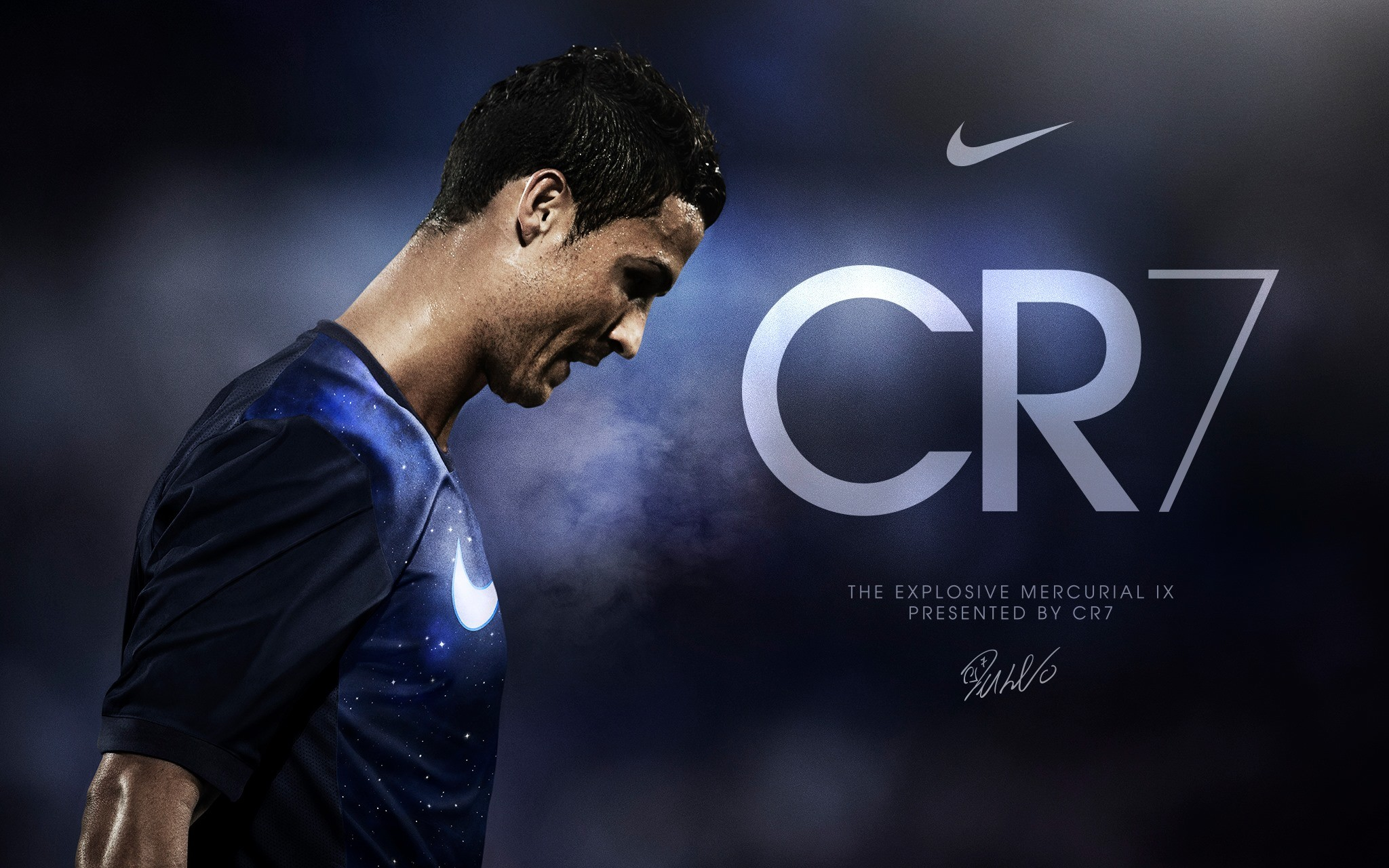 Nike Launches New Mercurial IX 'CR7 Galaxy' Boot and Collection (Oct 21,  2013)
