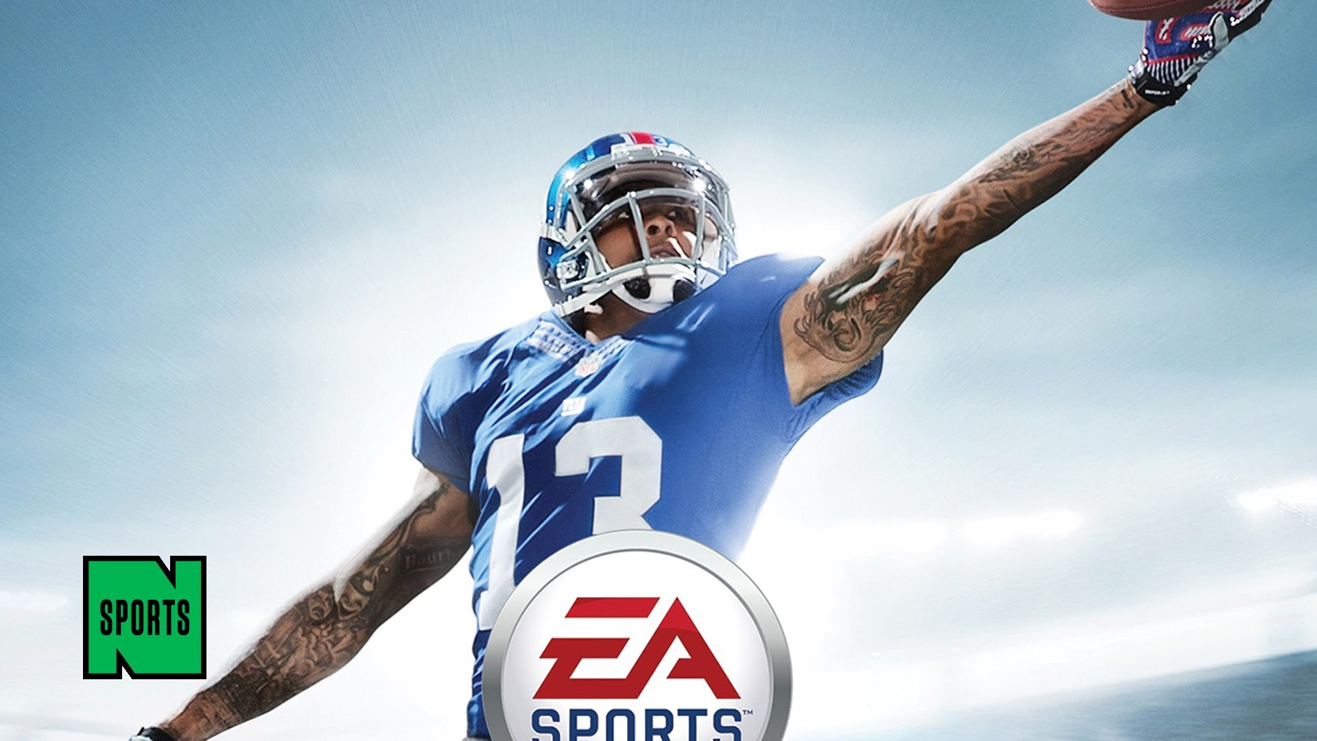 """Odell Beckham Jr. on """"Madden 16,"""" His Breakout Rookie Year, and """"The Catch""""  – YouTube"""