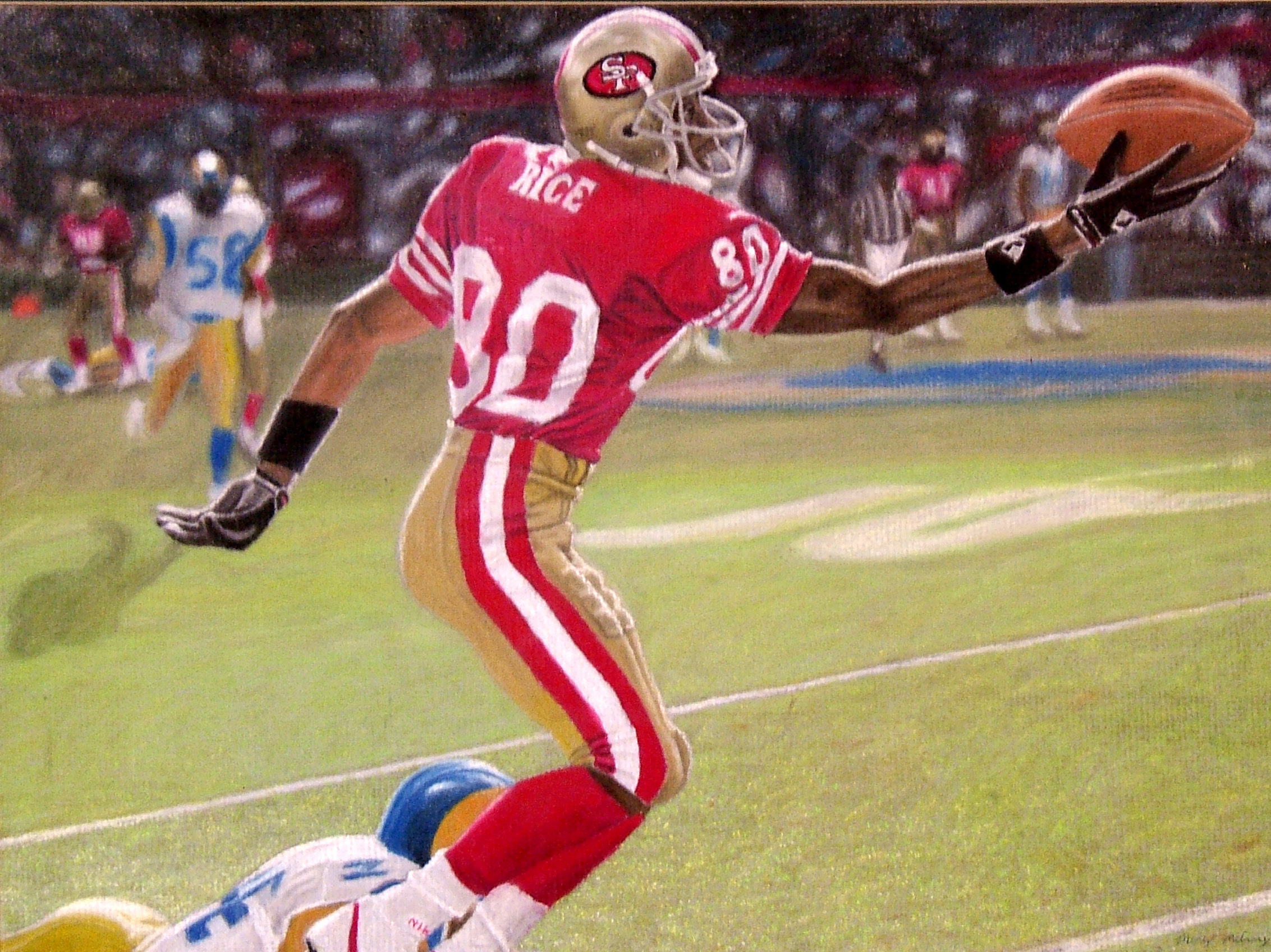 Jerry Rice Wallpaper Images & Pictures – Becuo
