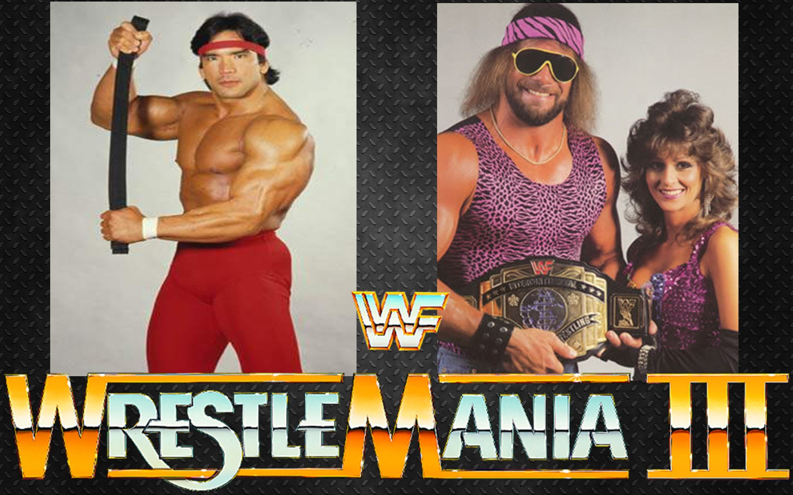 WrestleMania Rewind: Randy Savage vs. Ricky Steamboat at WrestleMania III –  Slide 1 of 3