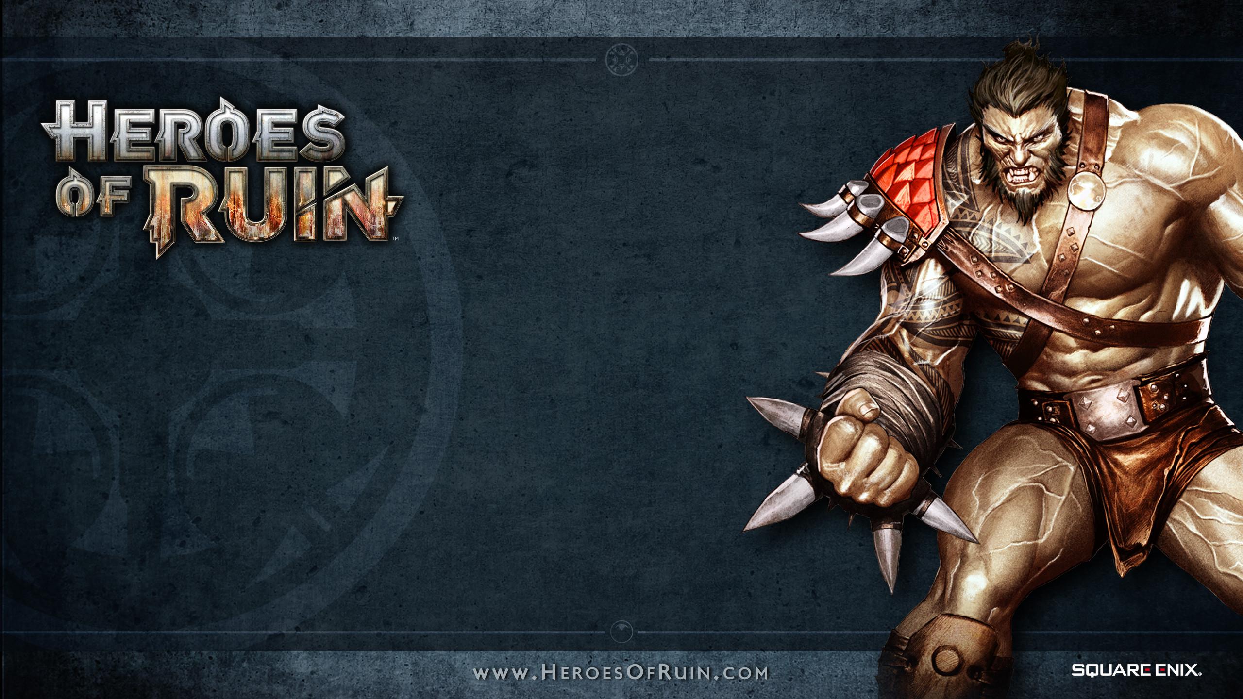 Heroes of Ruin – Savage #1