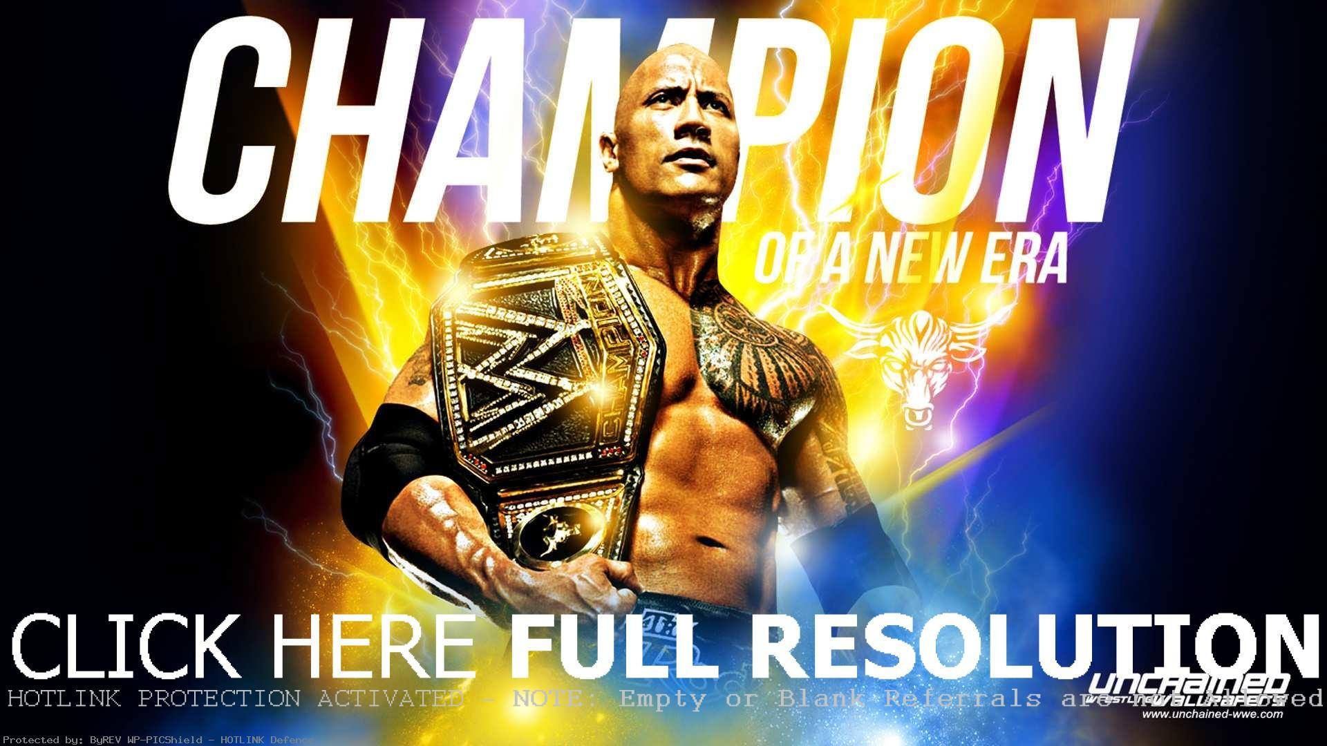 WWE Wrestlemania XXIX Custom Wallpaper: The Rock vs Brock Lesnar 1920×1080  Wwe Rock