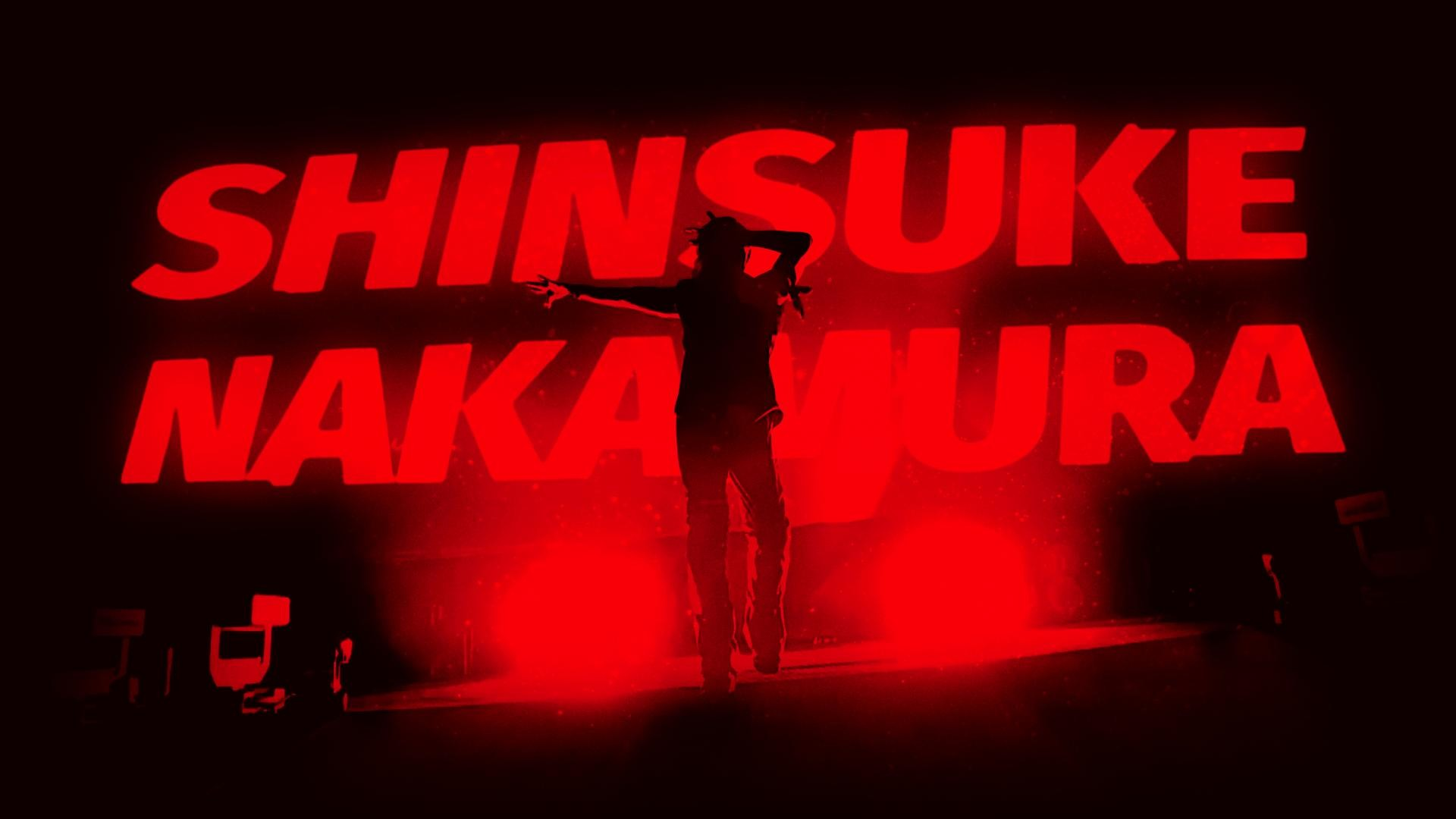 [NXT TAKEOVER SPOILERS] Nakamura Entrance Wallpaper.