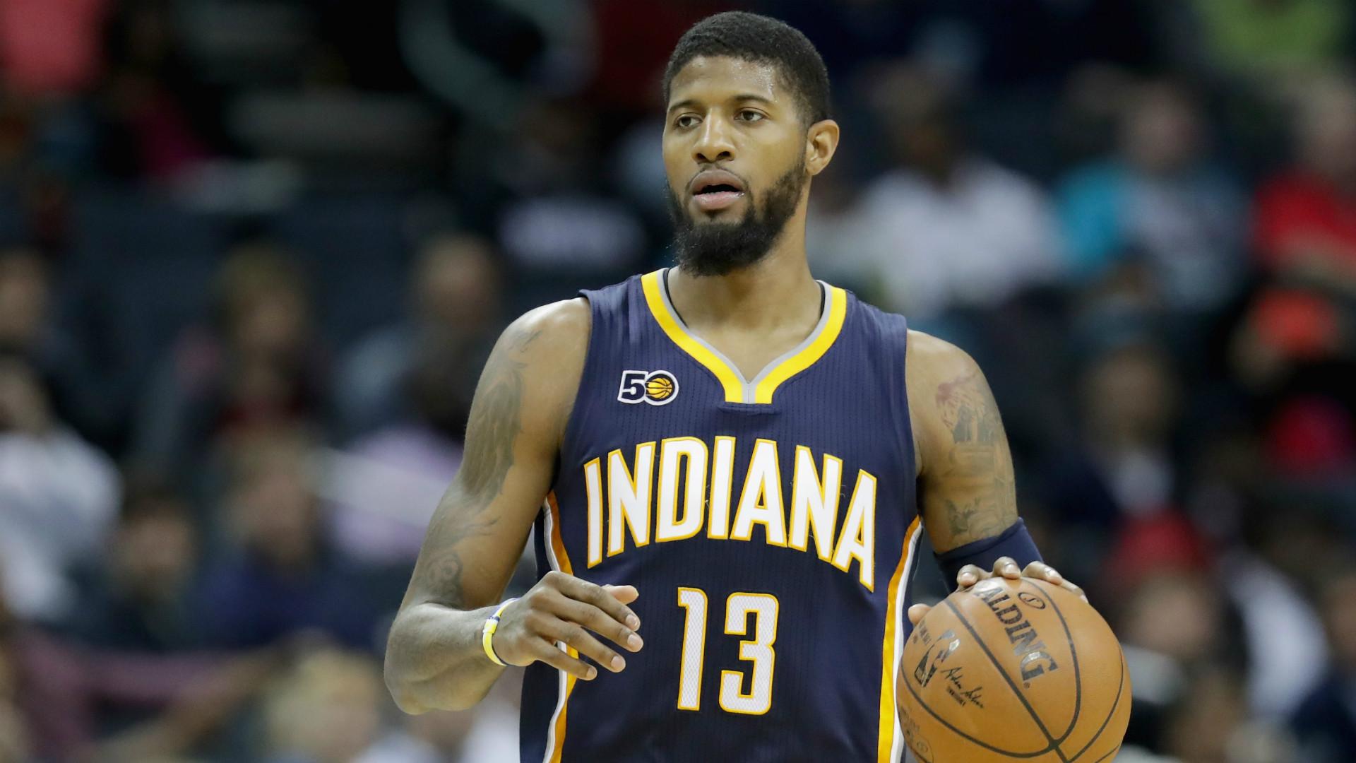 NBA free agency rumors: Paul George tells Pacers he's leaving in 2018,  eyeing Lakers | NBA | Sporting News