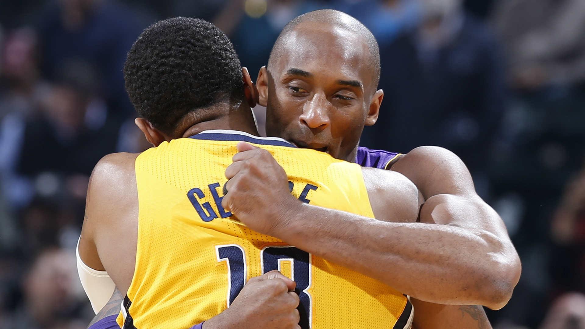 Paul George beat Kobe Bryant for game-winner because 'he is old' | NBA |  Sporting News