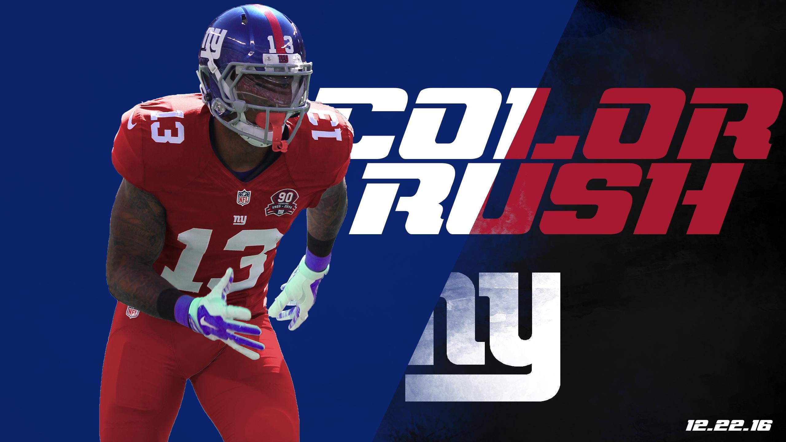 FREE ODELL BECKHAM JR COLOR RUSH WALLPAPER – Graphics – Off Topic .