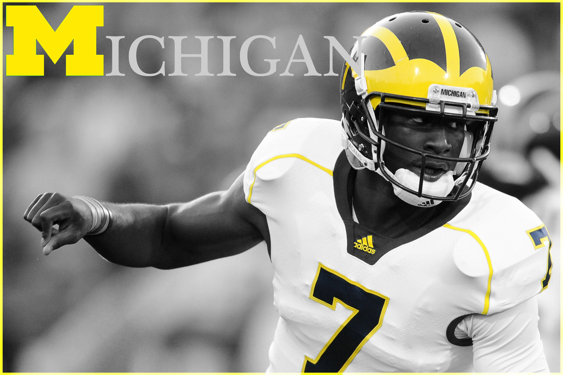 Michigan Wolverines iPhone Wallpapers Colleges in Michigan Michigan Wallpapers  Wallpapers)