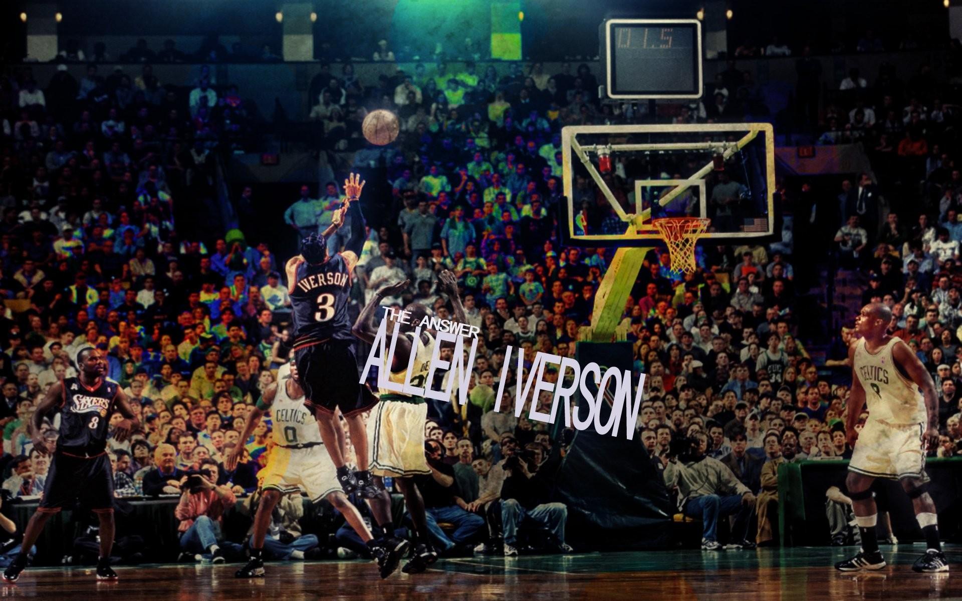 HD Wallpaper | Background ID:770539. Sports Allen Iverson. 1  Like. Favorite