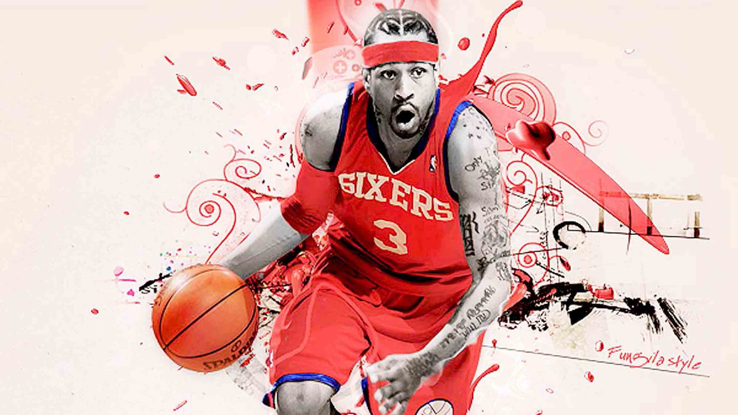 Showing Post Media For Allen Iverson Crossovers Cartoon Www