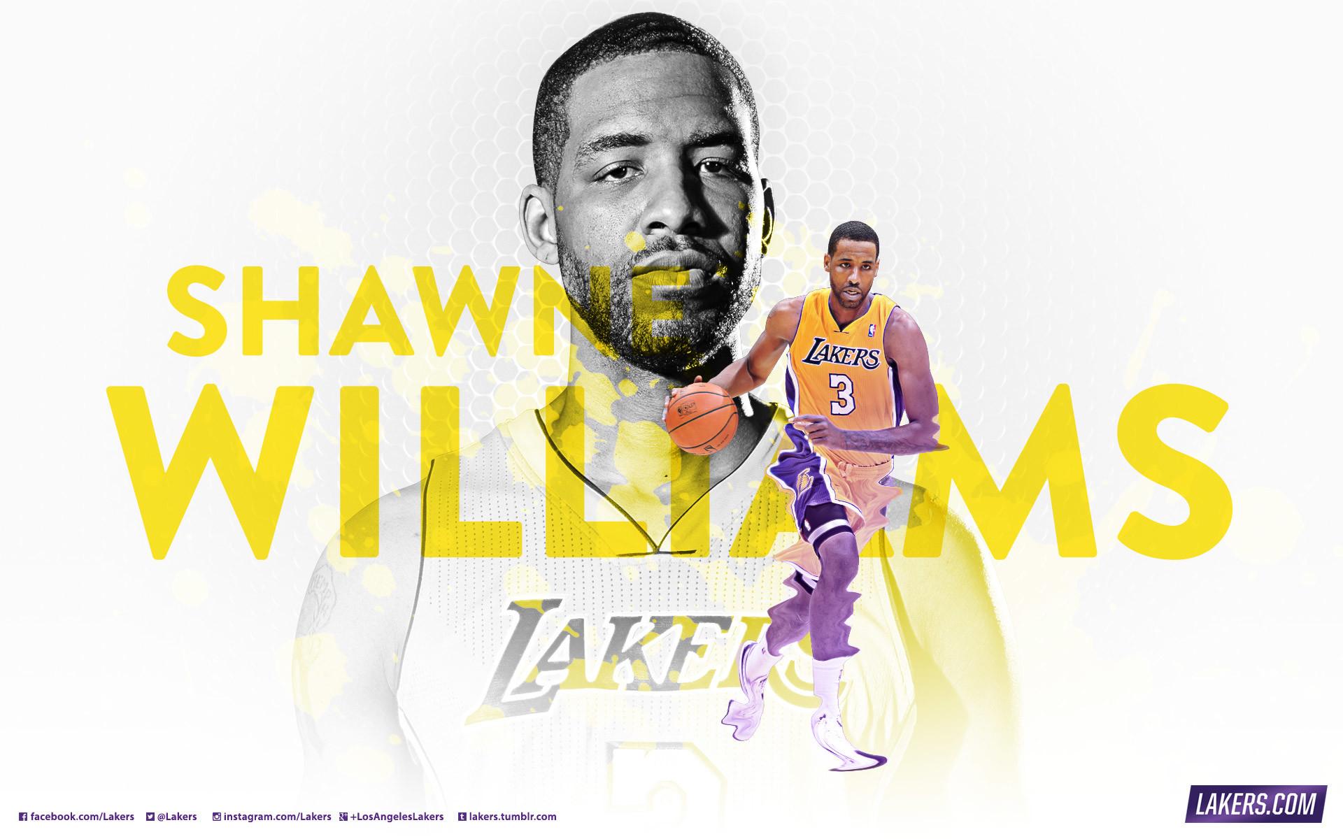 Player Wallpaper – Shawne Williams