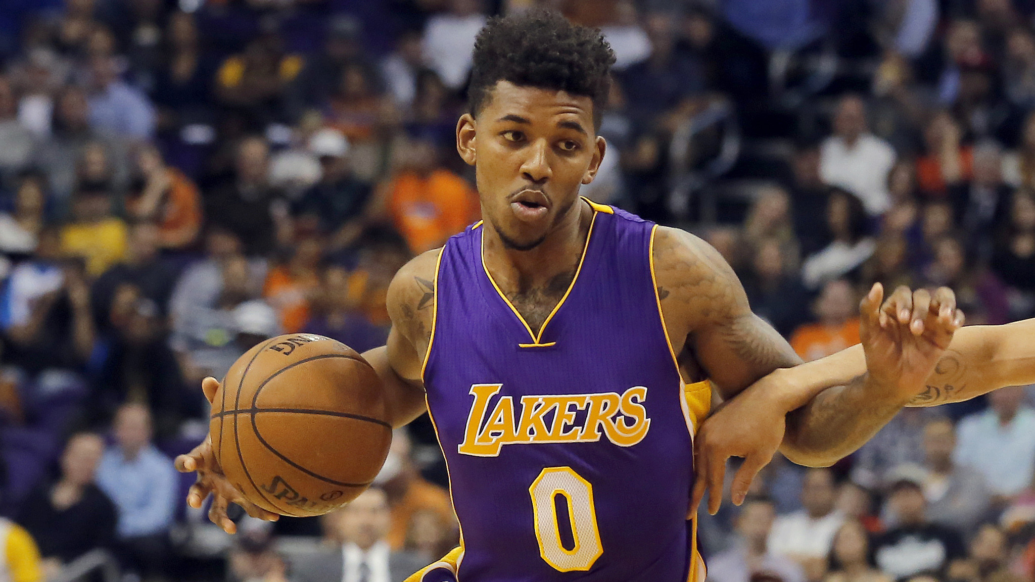 Lakers' Byron Scott eager to see how Nick Young handles slump – LA Times