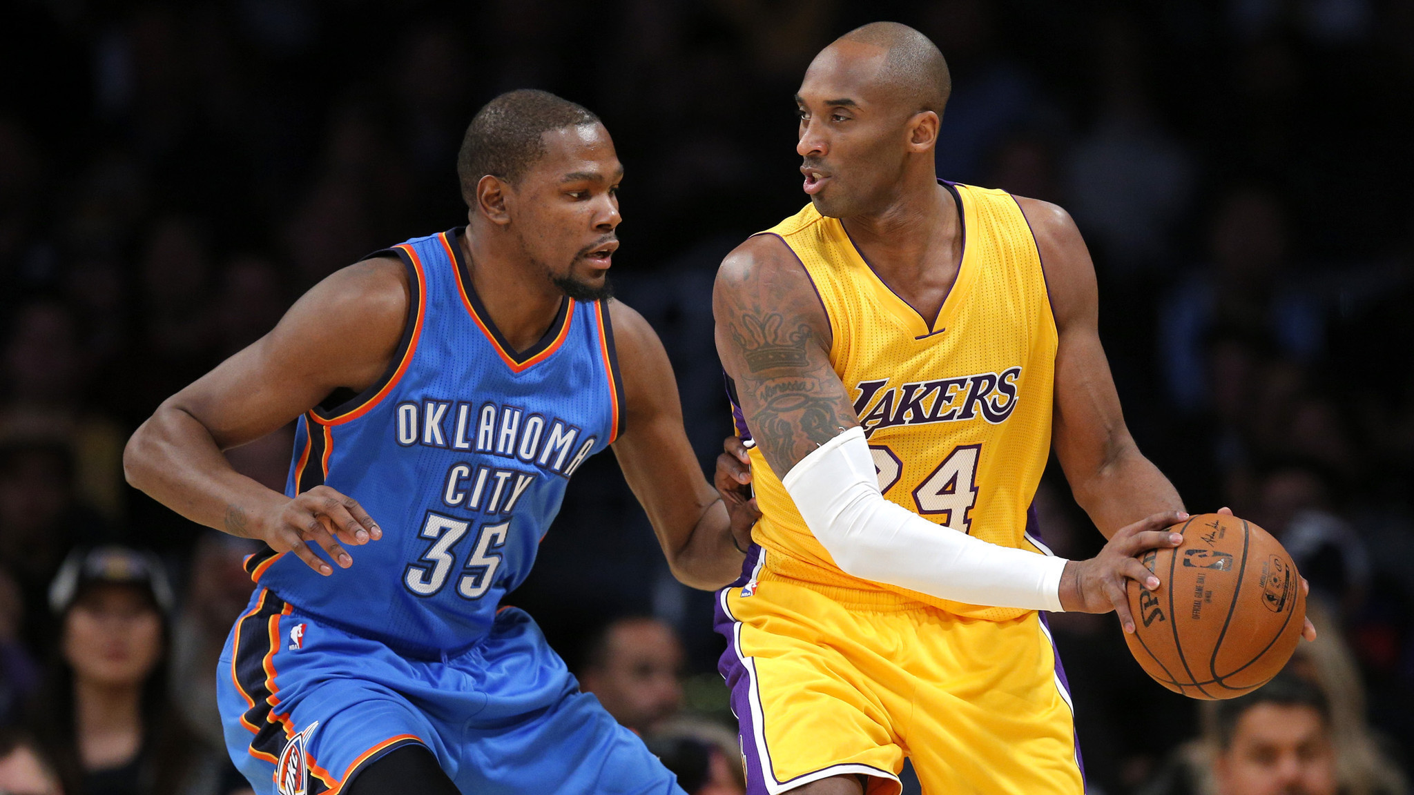 Lakers' Kobe Bryant wants to play but injury could prevent it for a while –  LA Times