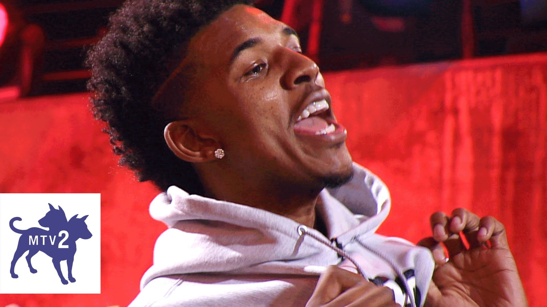 Wild 'N Out   Nick Young Dissed About Lakers & Iggy Azalea   #Wildstyle –  KARDES MUZIK