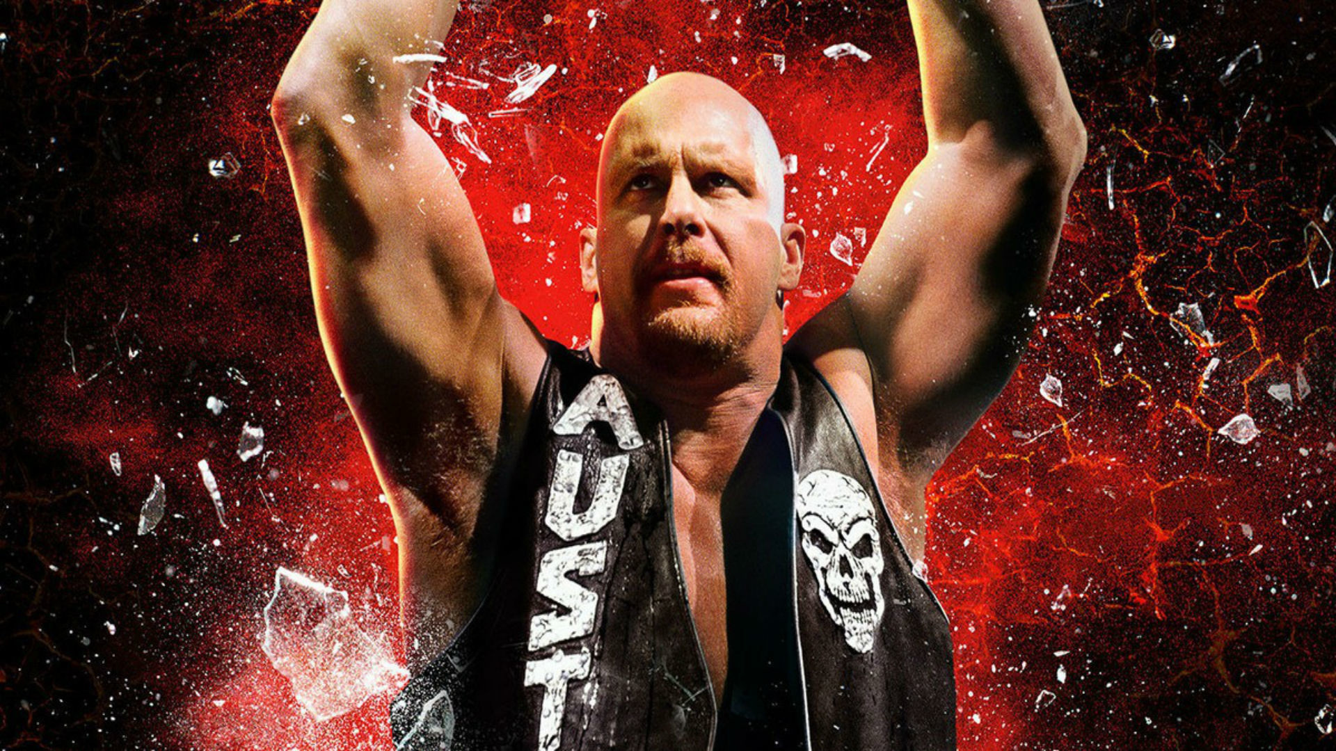 """""""Stone Cold"""" Steve Austin graces cover of WWE 2K16 – That VideoGame Blog"""