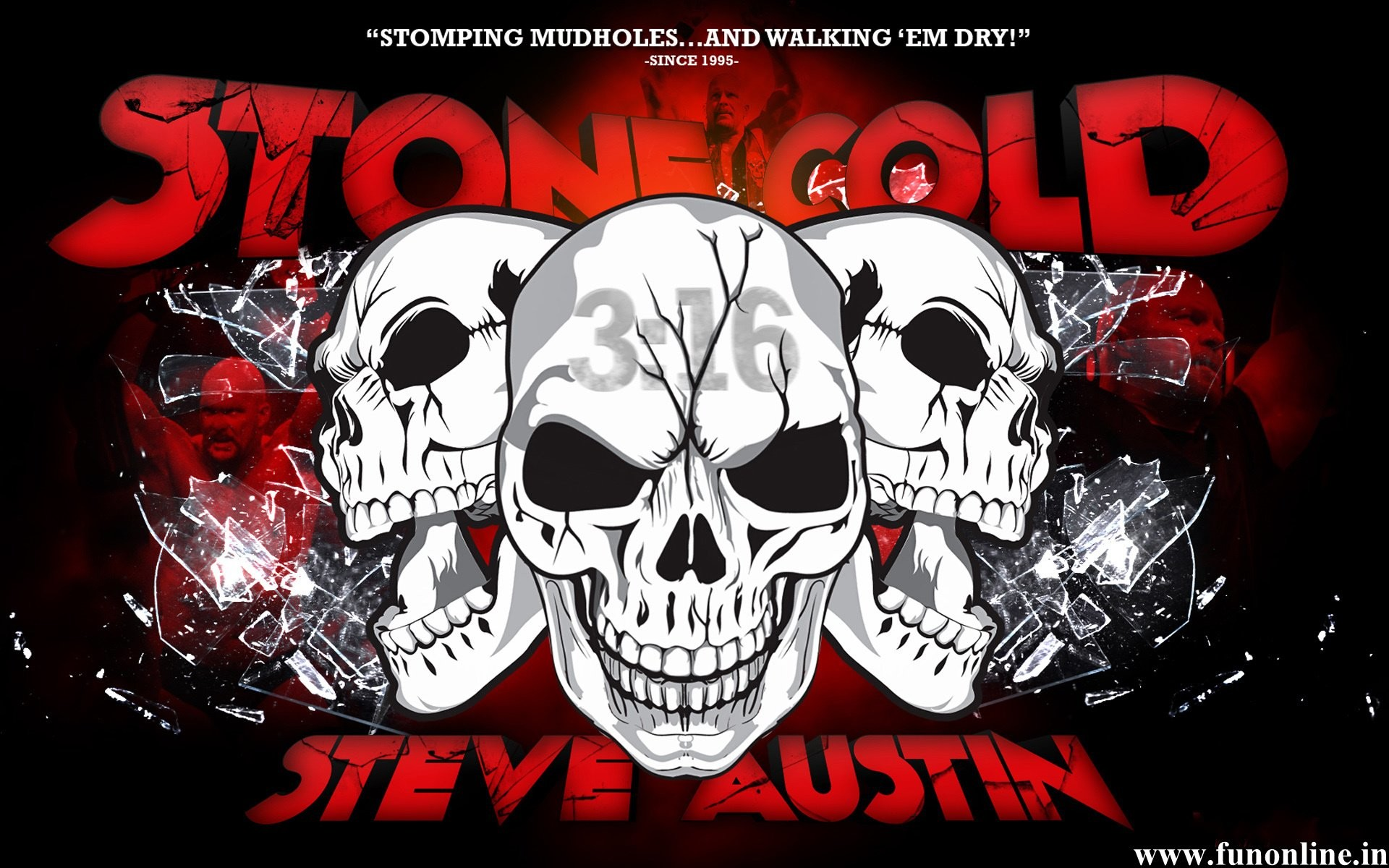 Stone Cold Steve Austin Logo 782594