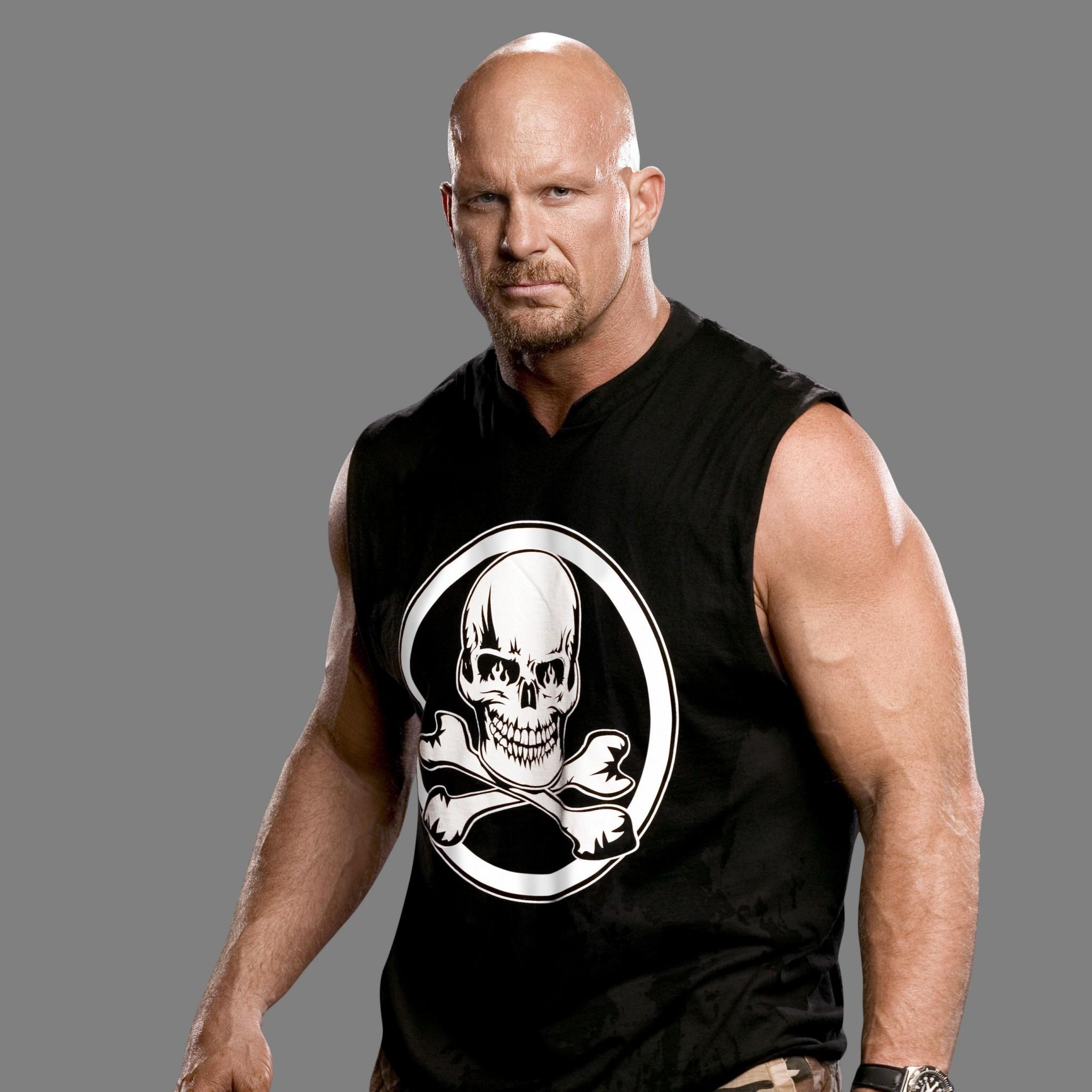 Download WWE Stone Cold Steve Austin 2048 x 2048 Wallpapers – 4570957 –  sport entertainment series raw rebuild wrestling smackdwon wwenxt | mobile9