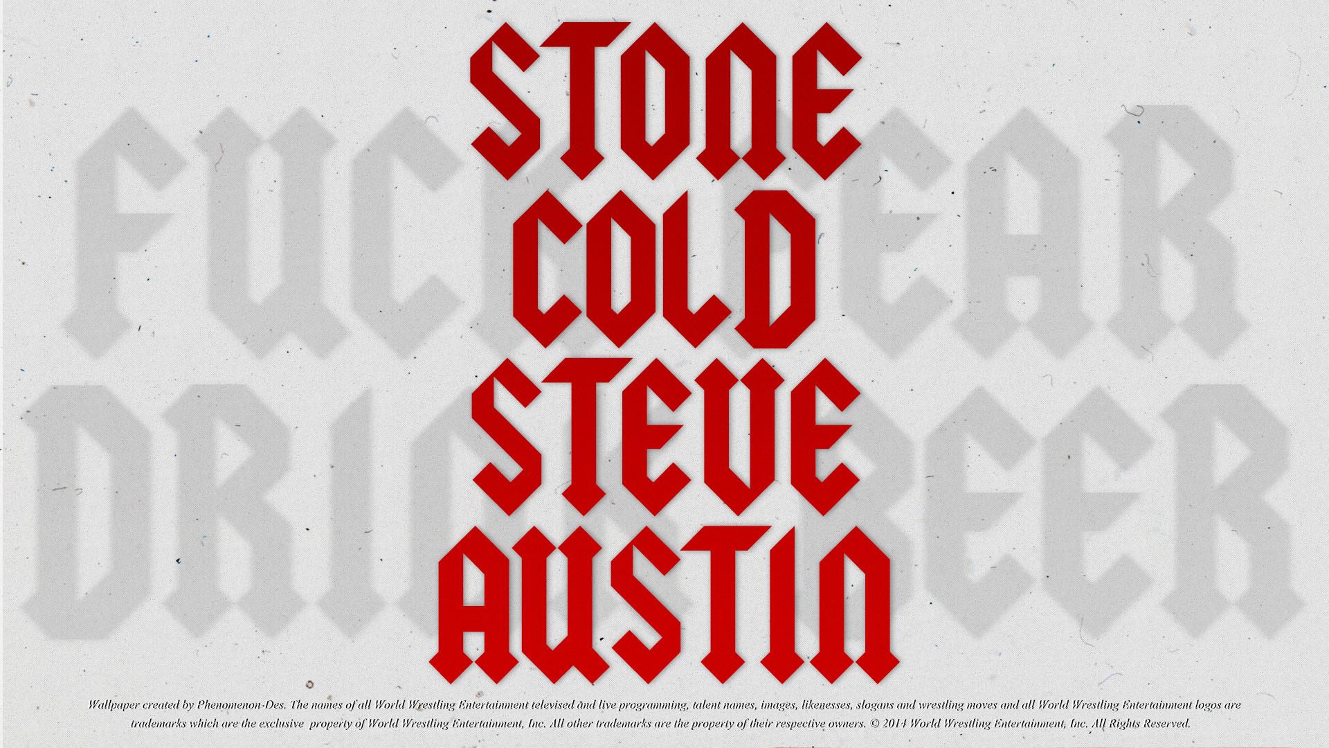 … WWE Stone Cold Steve Austin Wallpaper by Phenomenon-Des