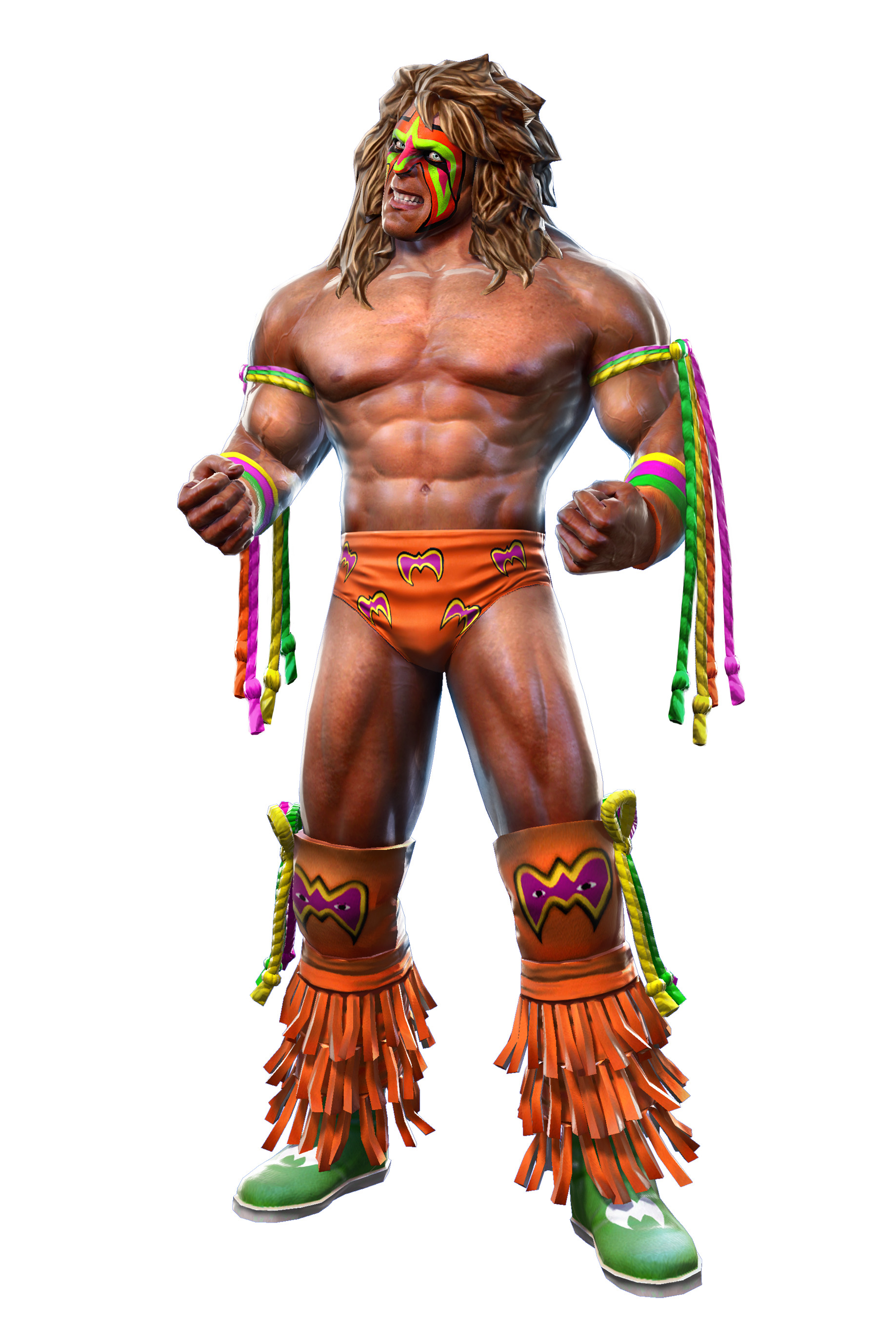 The Ultimate Warrior 1024×768 Widescreen Image | Special  Backgrounds, v.22