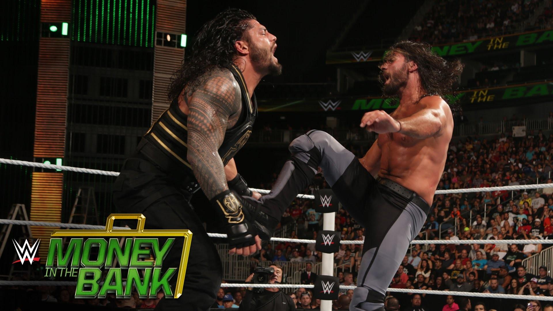 Seth Rollins – WWE World Heavyweight Title Match: WWE Money in the Bank  2016 – YouTube