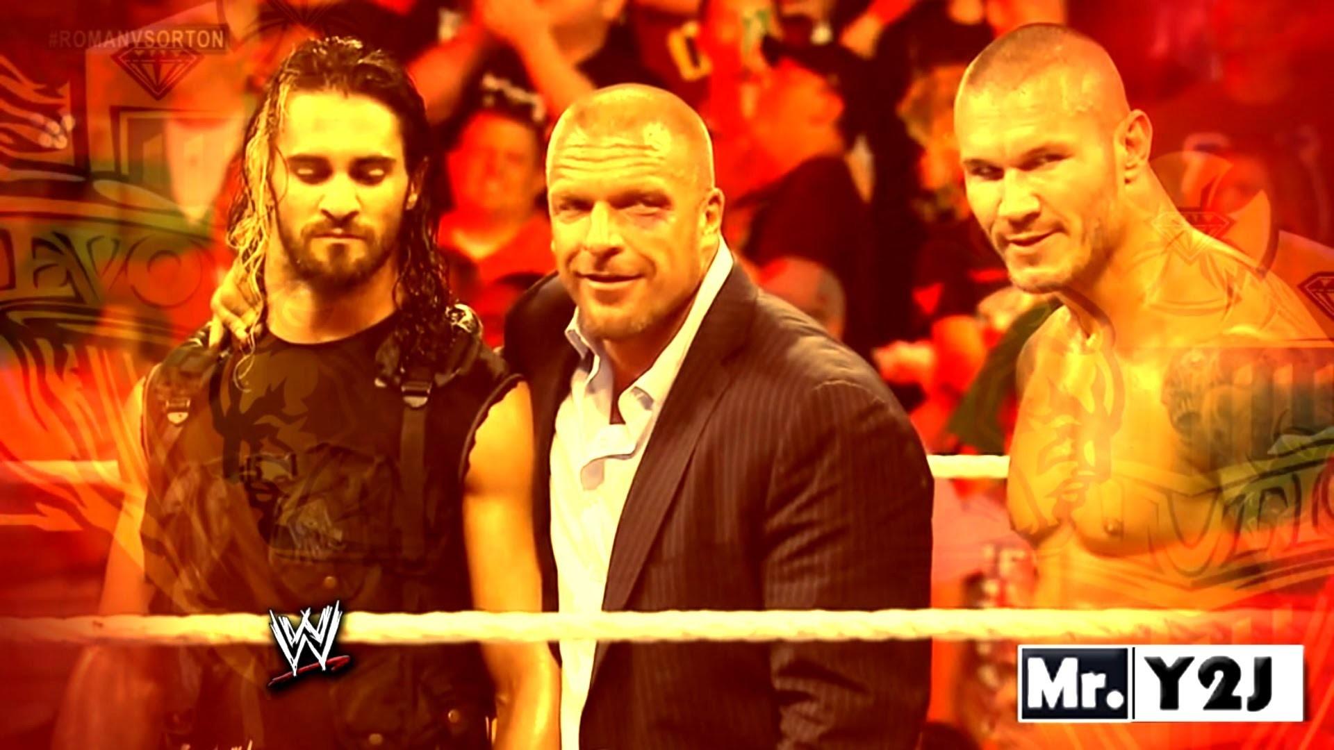 WWE Evolution With Seth Rollins Titantron Entrance Video 2014 Seth Rollins  Joins Evolution HD – YouTube