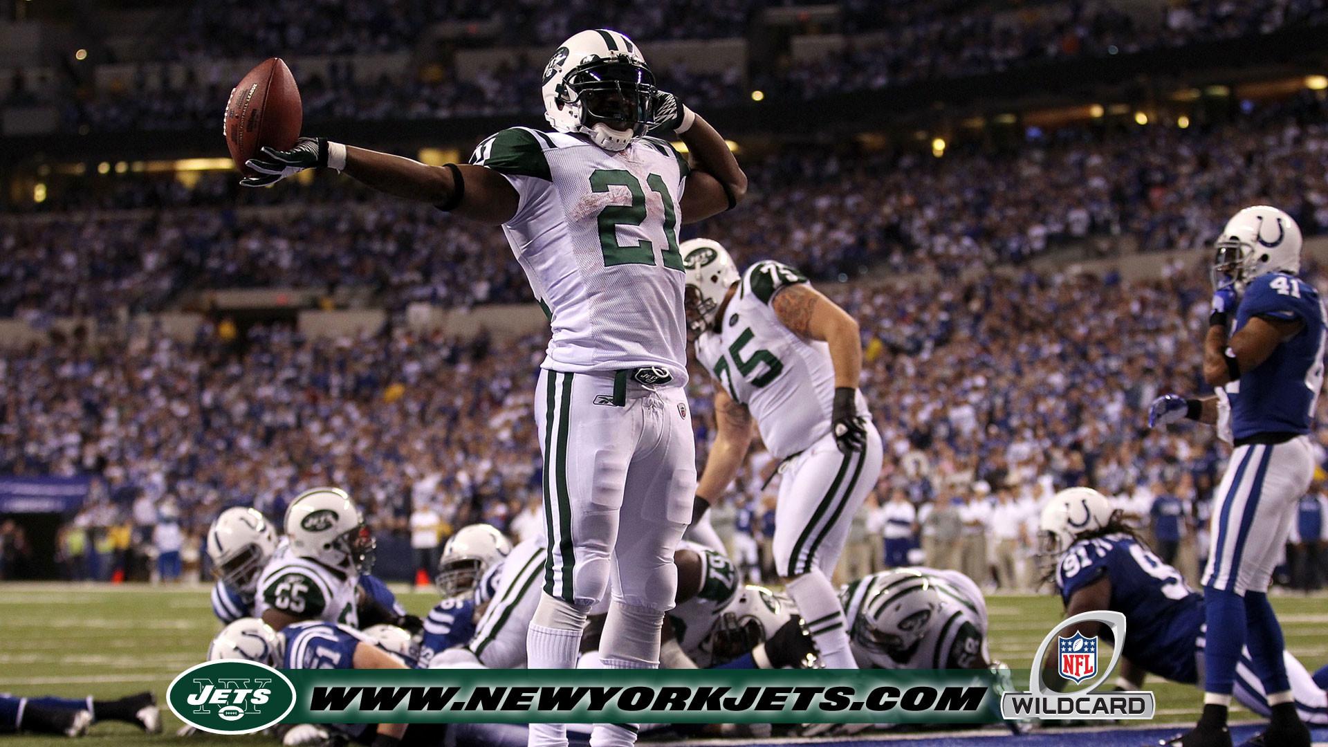 Ladainian Tomlinson New York Jets wallpaper – 500223