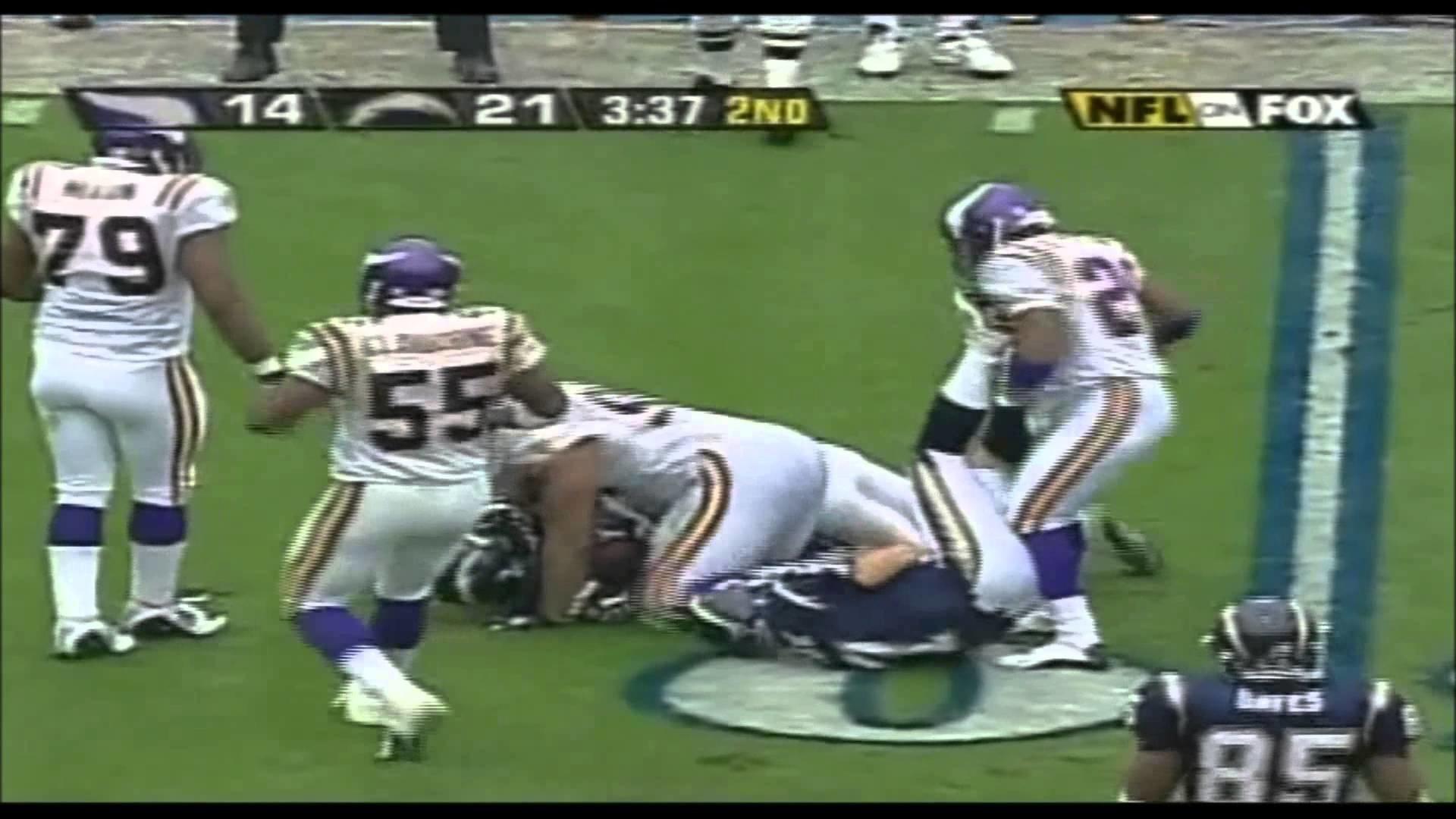 LaDainian Tomlinson 2003 Highlights