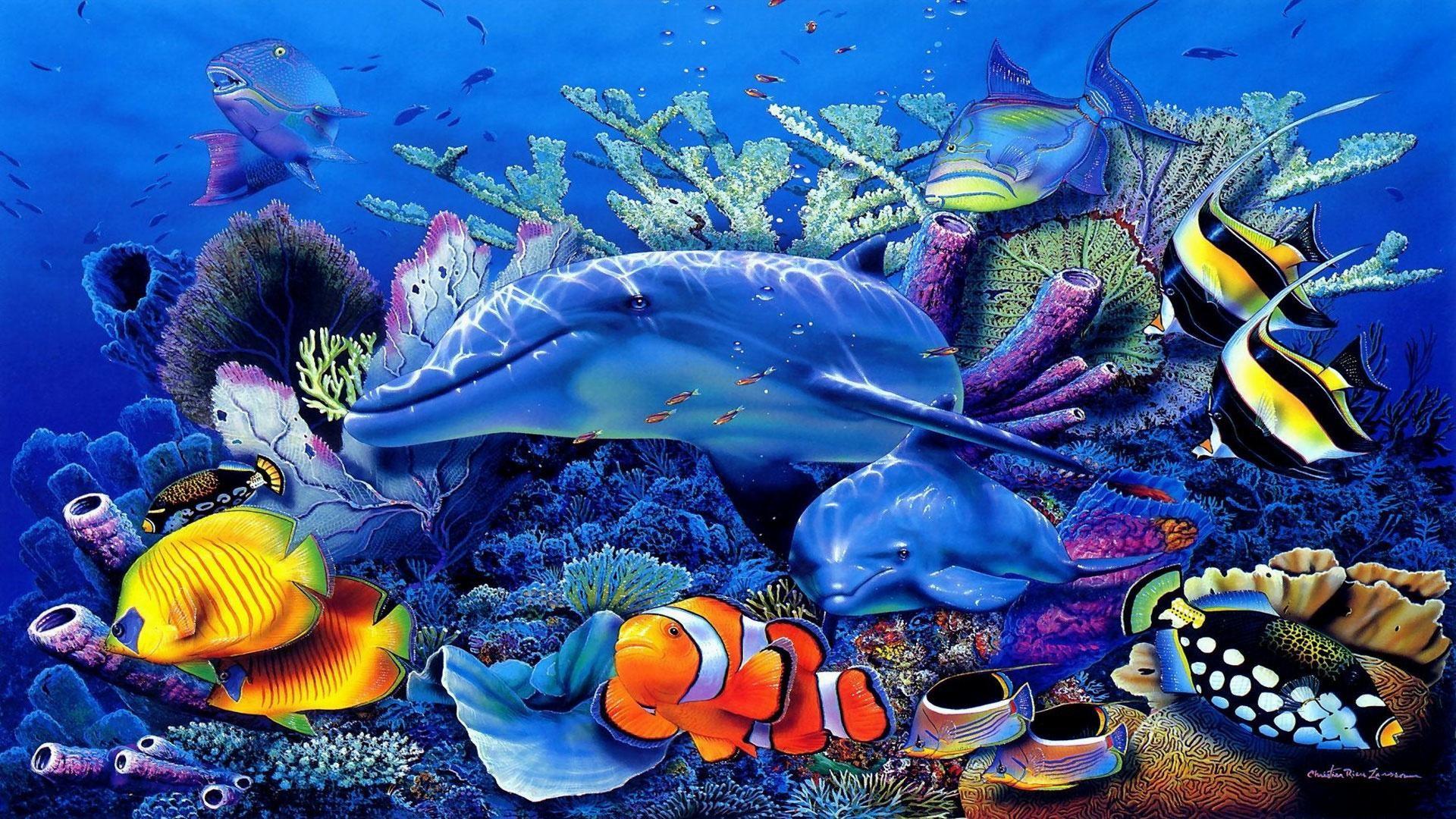 9. fish-live-wallpaper9-600×338
