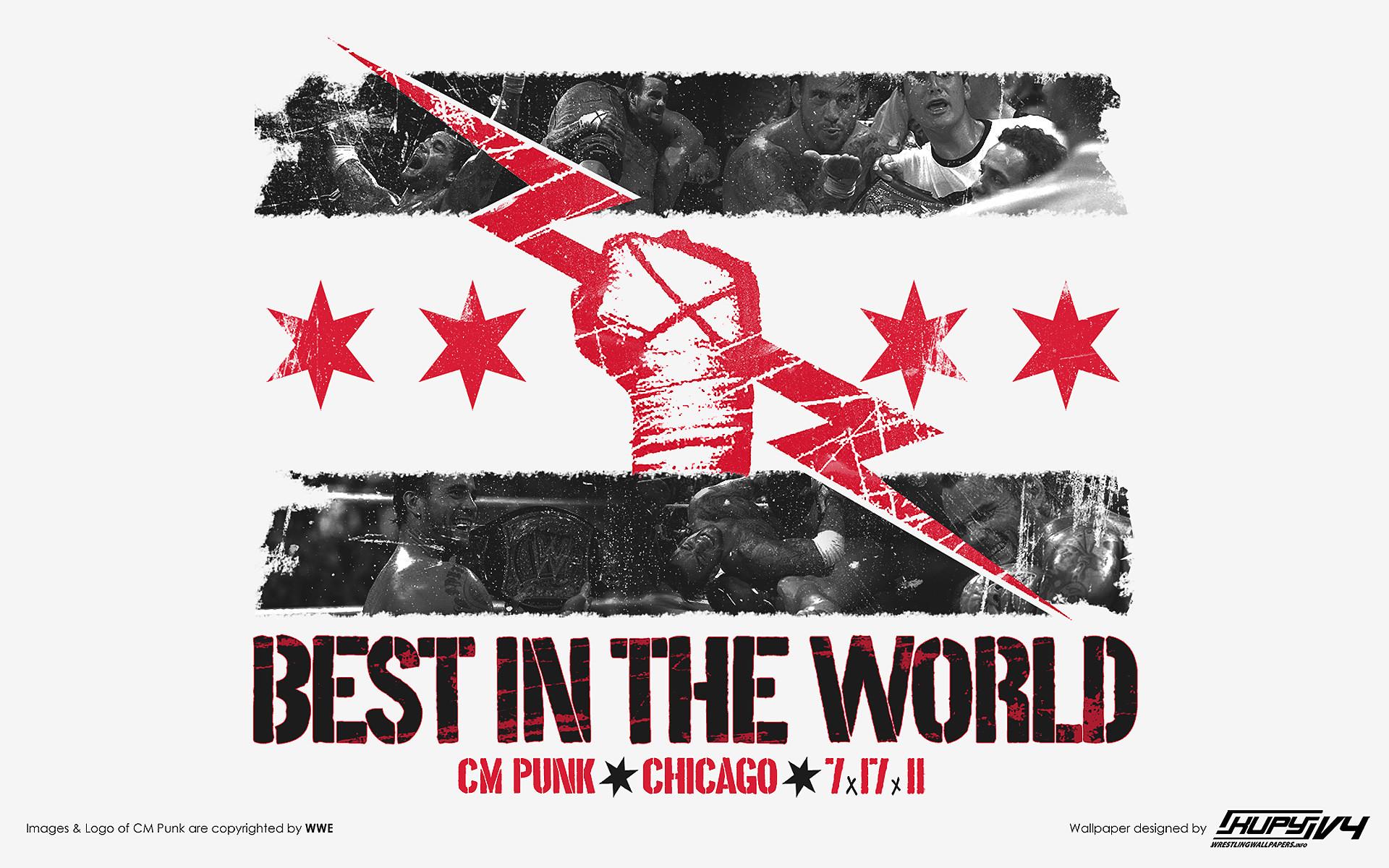 CM Punk – CM Punk Wallpaper (24229728) – Fanpop