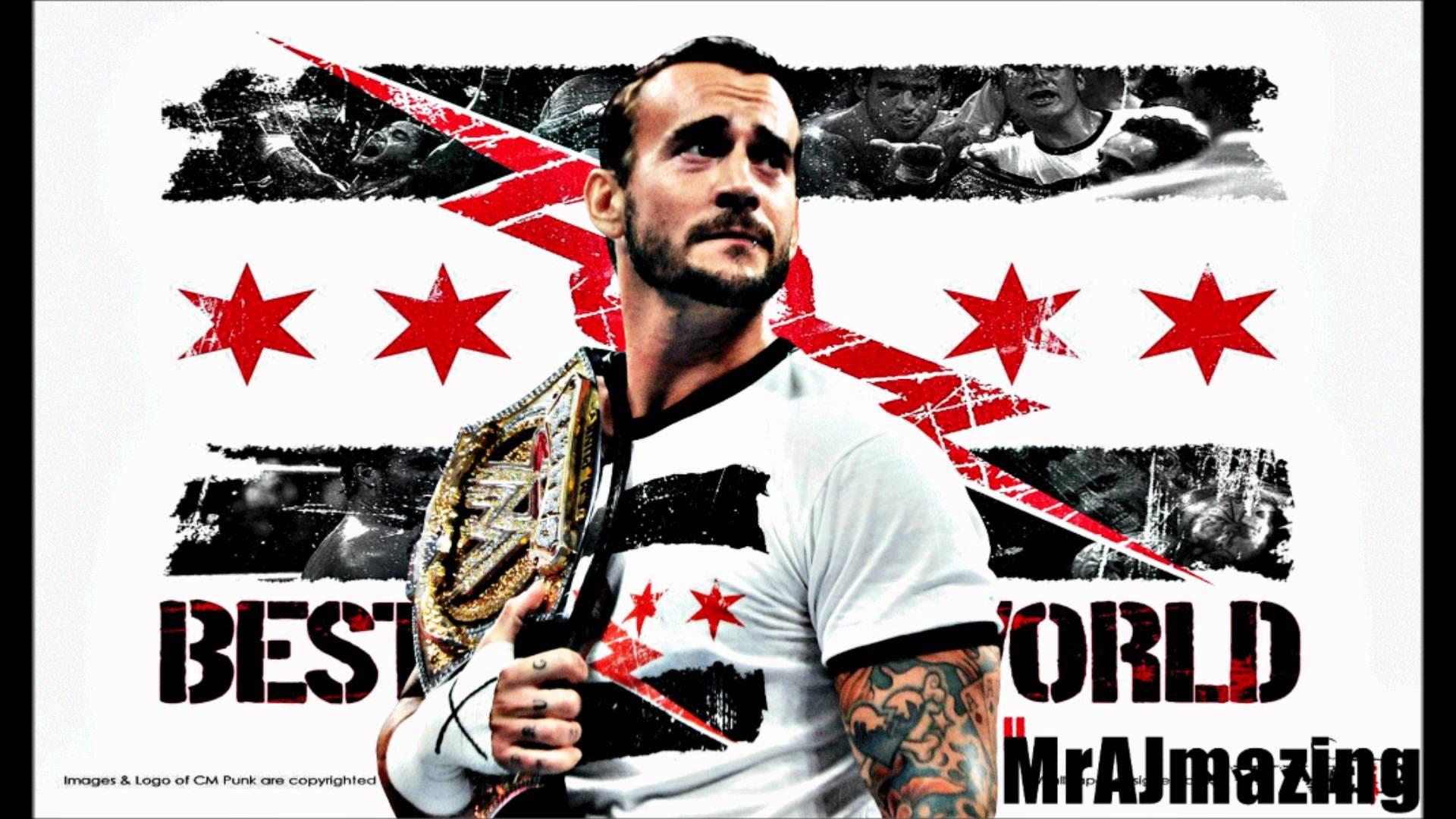 WWE : CM Punk Theme – Cult of Personality ( WWE Edit // Full & Clear )