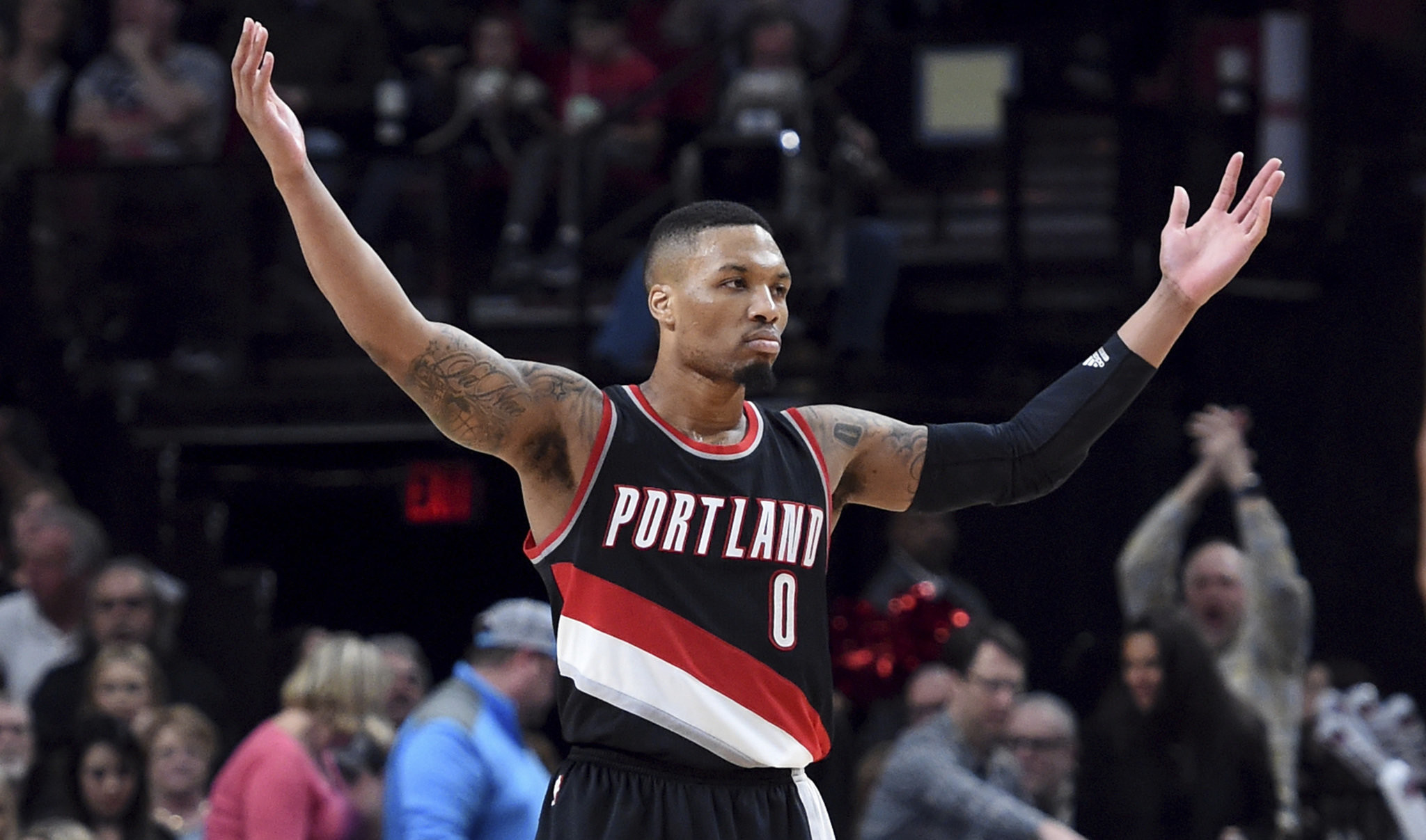 Damian Lillard predicts 'Blazers in six' against the Golden State Warriors    OregonLive.com