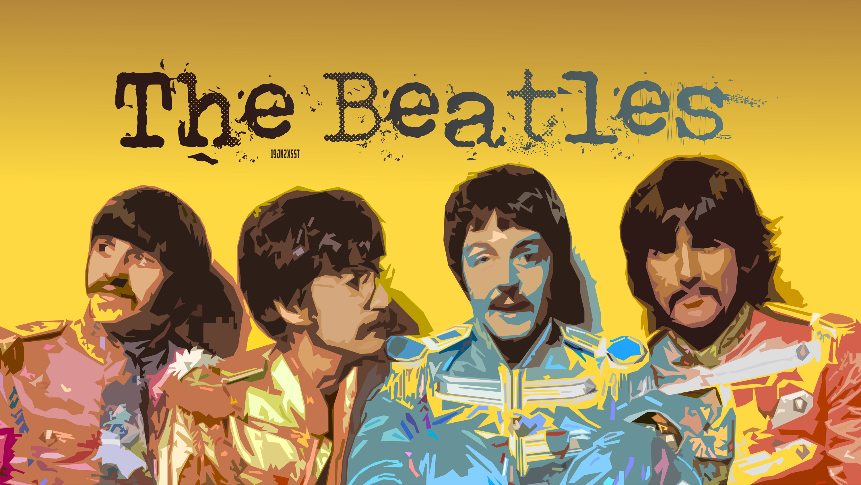 Music – The Beatles Music Rock (Music) Ringo Starr Paul Mccartney John  Lennon George