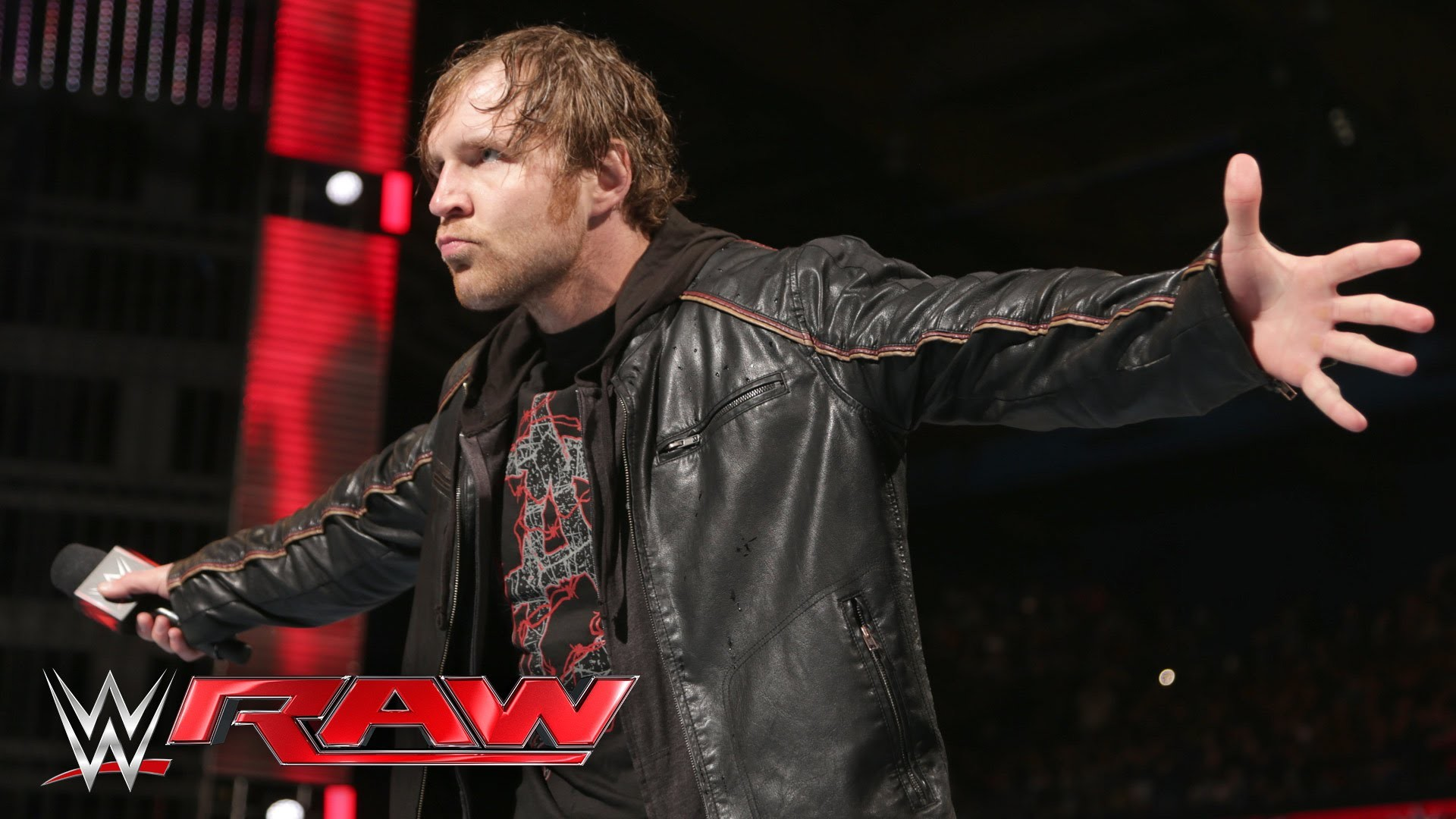 Dean Ambrose ponders his potential WWE World Heavyweight Championship  reign: Raw, March 7, 2016 – YouTube