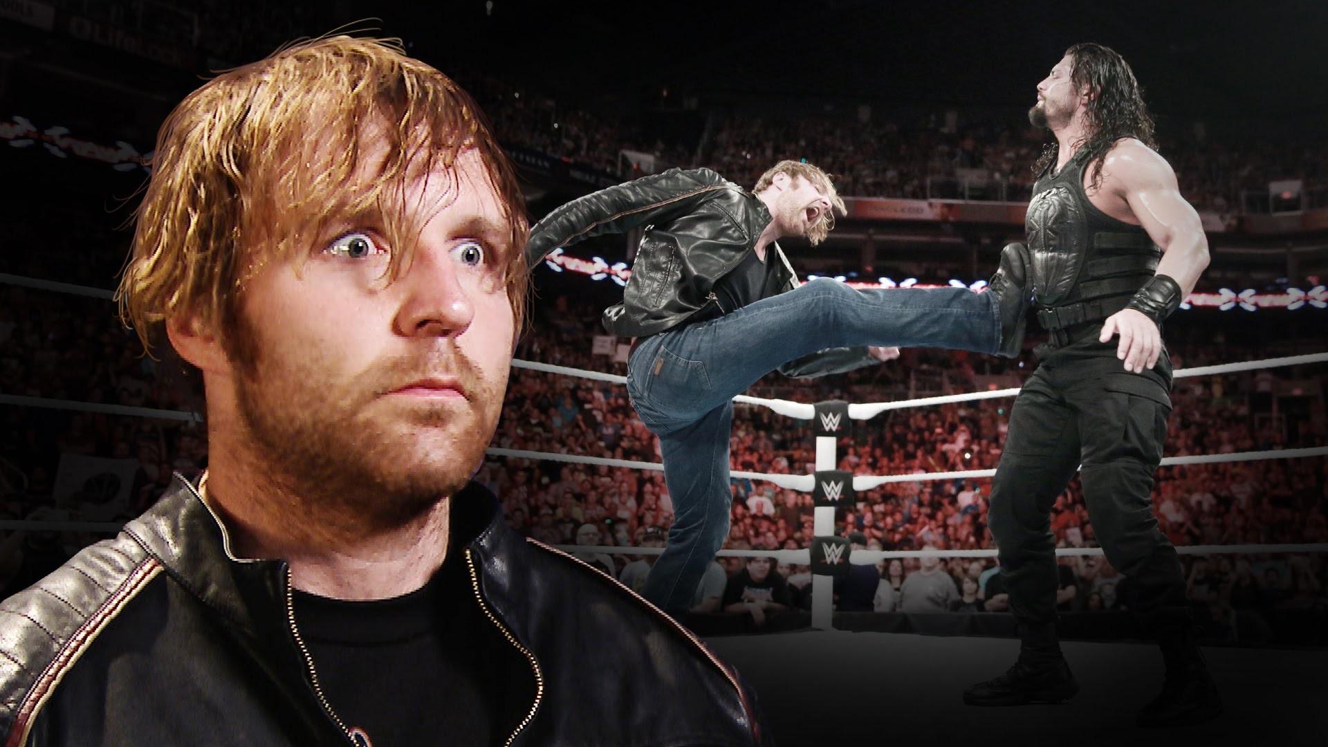 Dean Ambrose Talks Facing Roman Reigns And Seth Rollins, Cashing In On  Rollins, Winning WWE Title – WrestlingInc.com